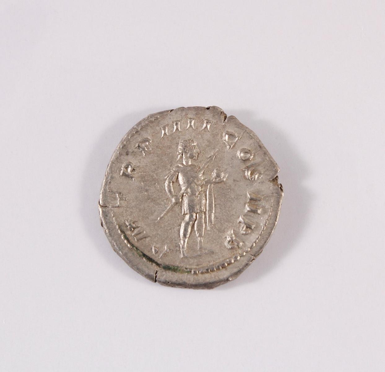Gordian III, Antonian, Römischer Kaiser 238-244, Denar-2