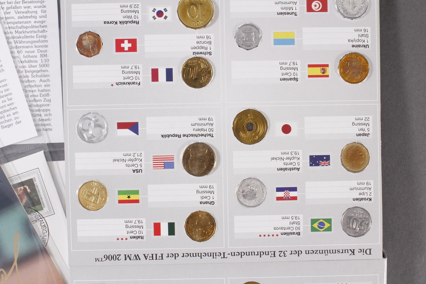 Sammlung Münzen und Medaillen.-2