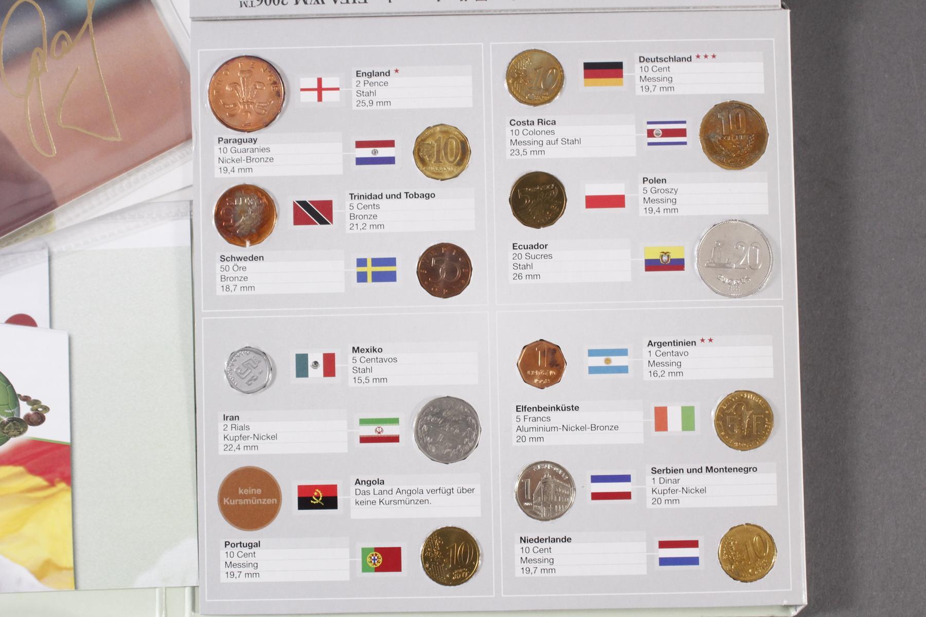 Sammlung Münzen und Medaillen.-3