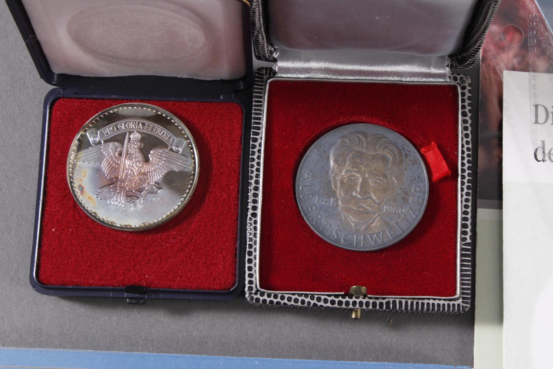 Sammlung Münzen und Medaillen.-5
