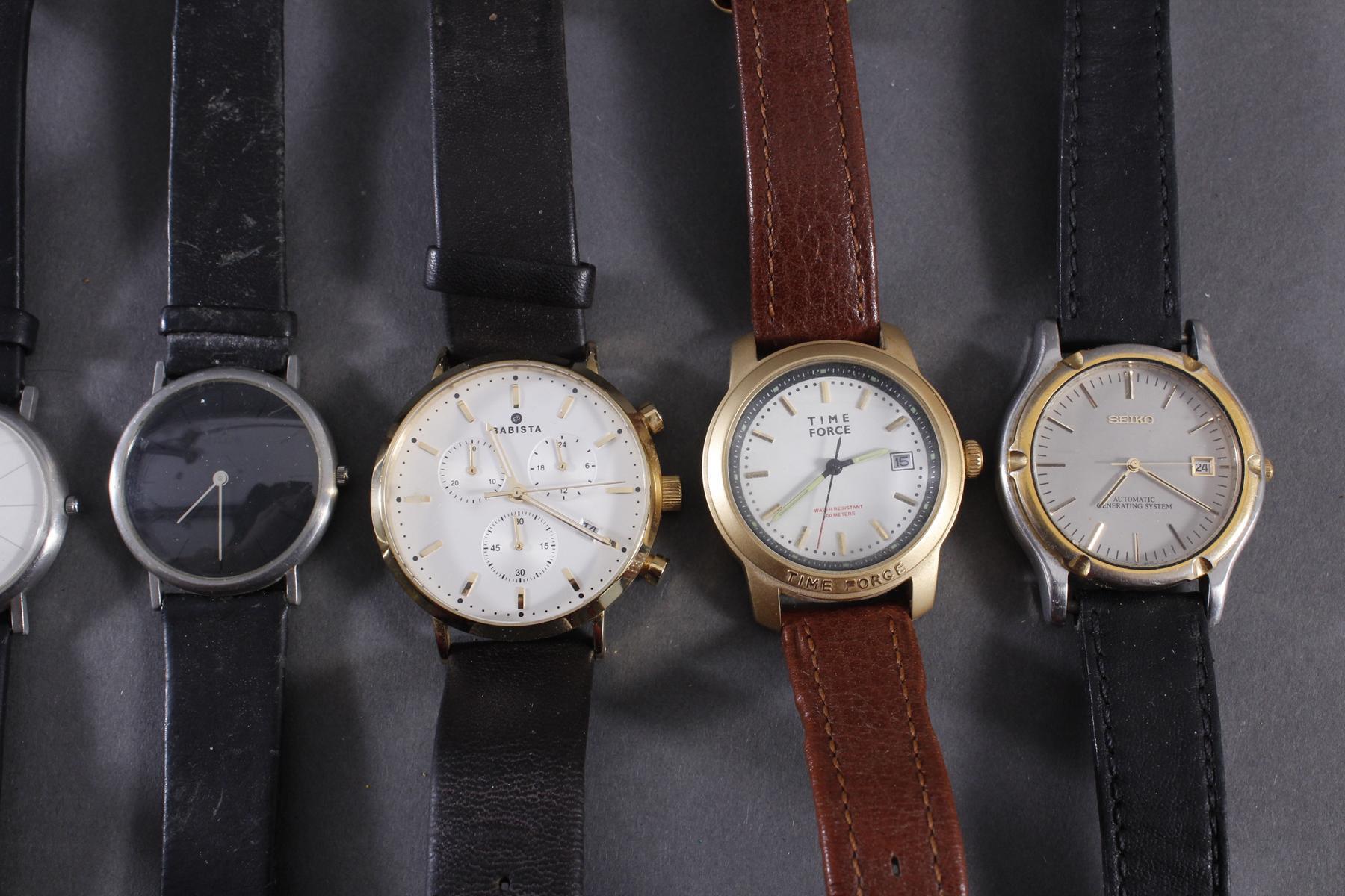 Konvolut Taschen- und Armbanduhren-4