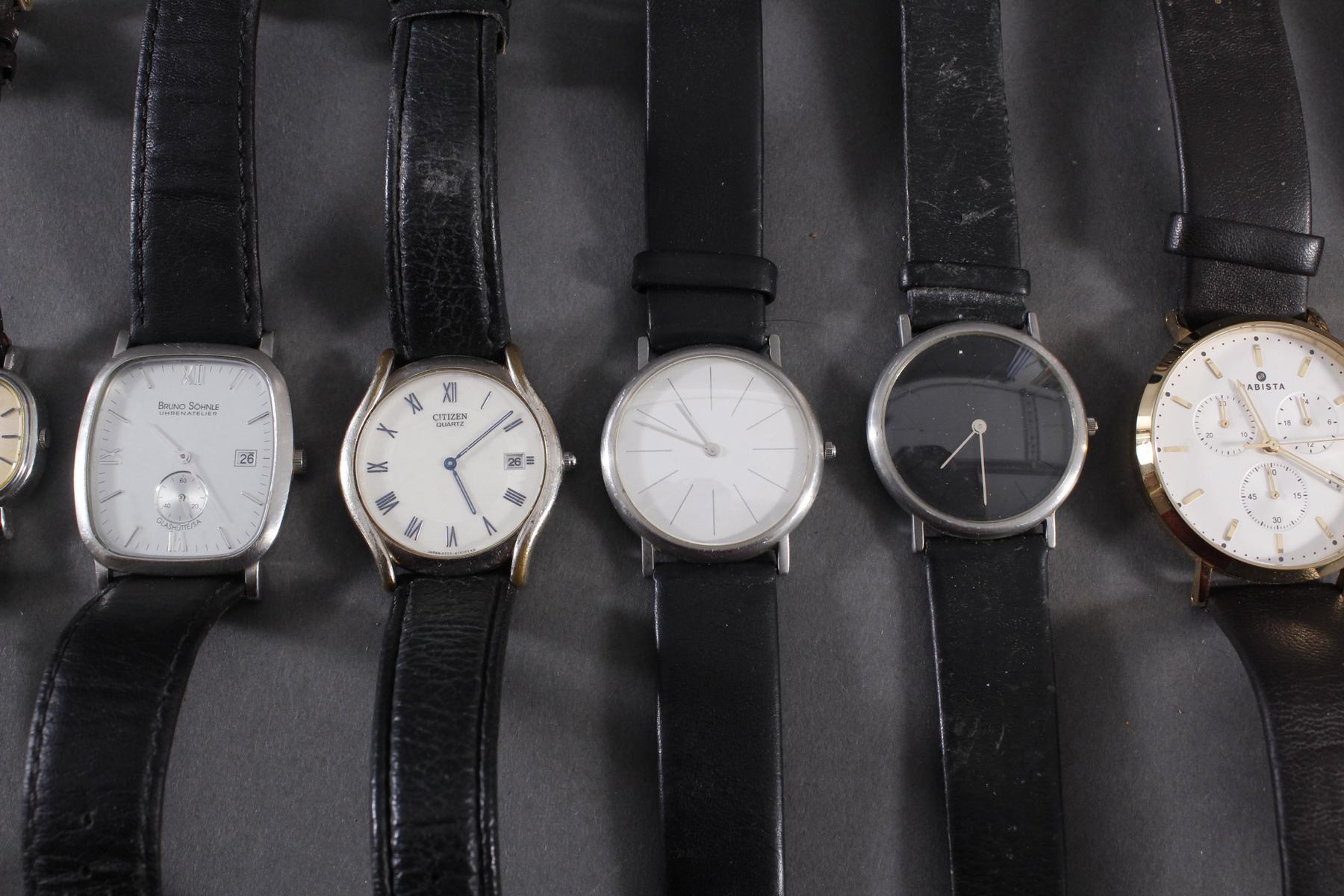 Konvolut Taschen- und Armbanduhren-5