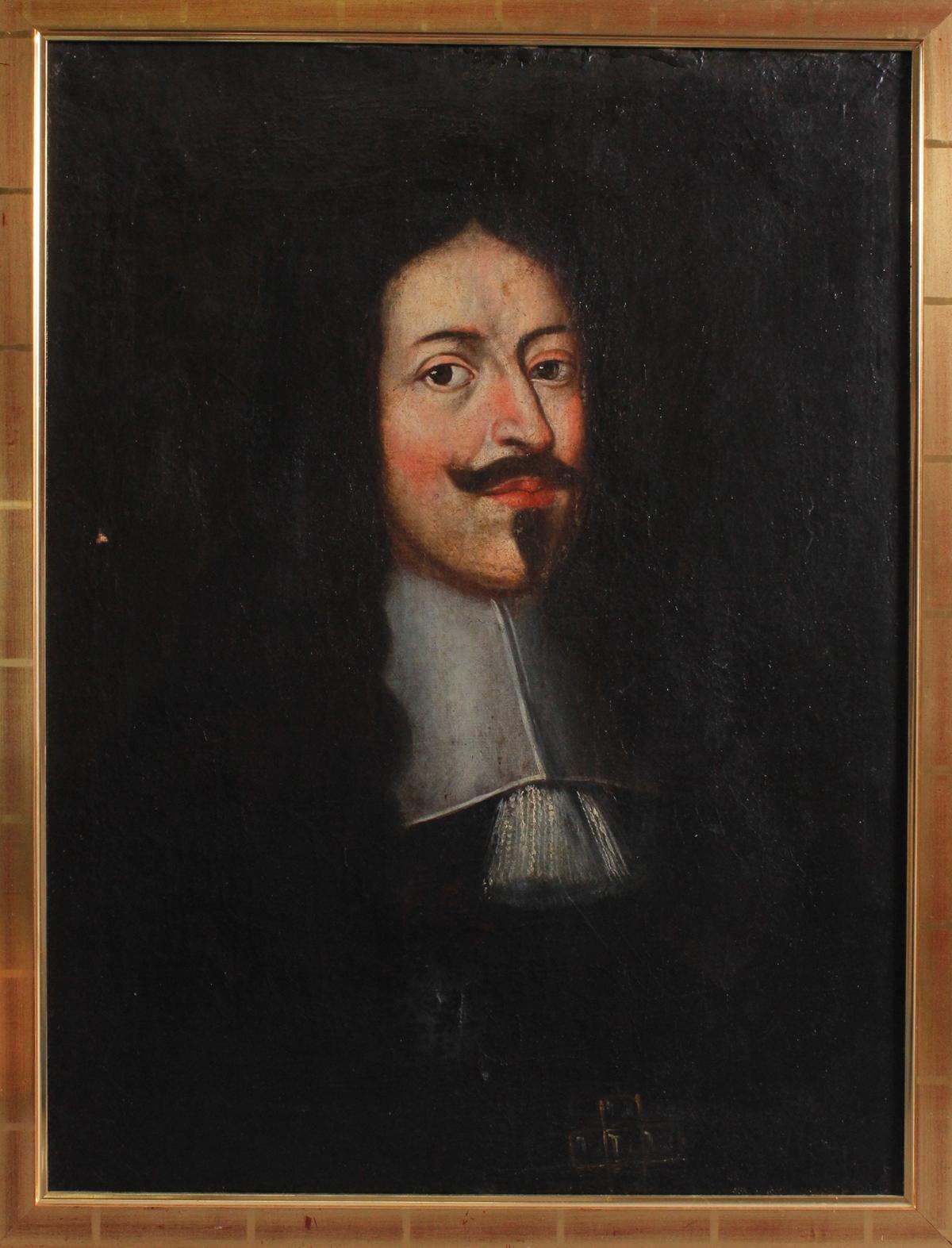 Bildnis eines Theologe des 18. Jahrhunderts
