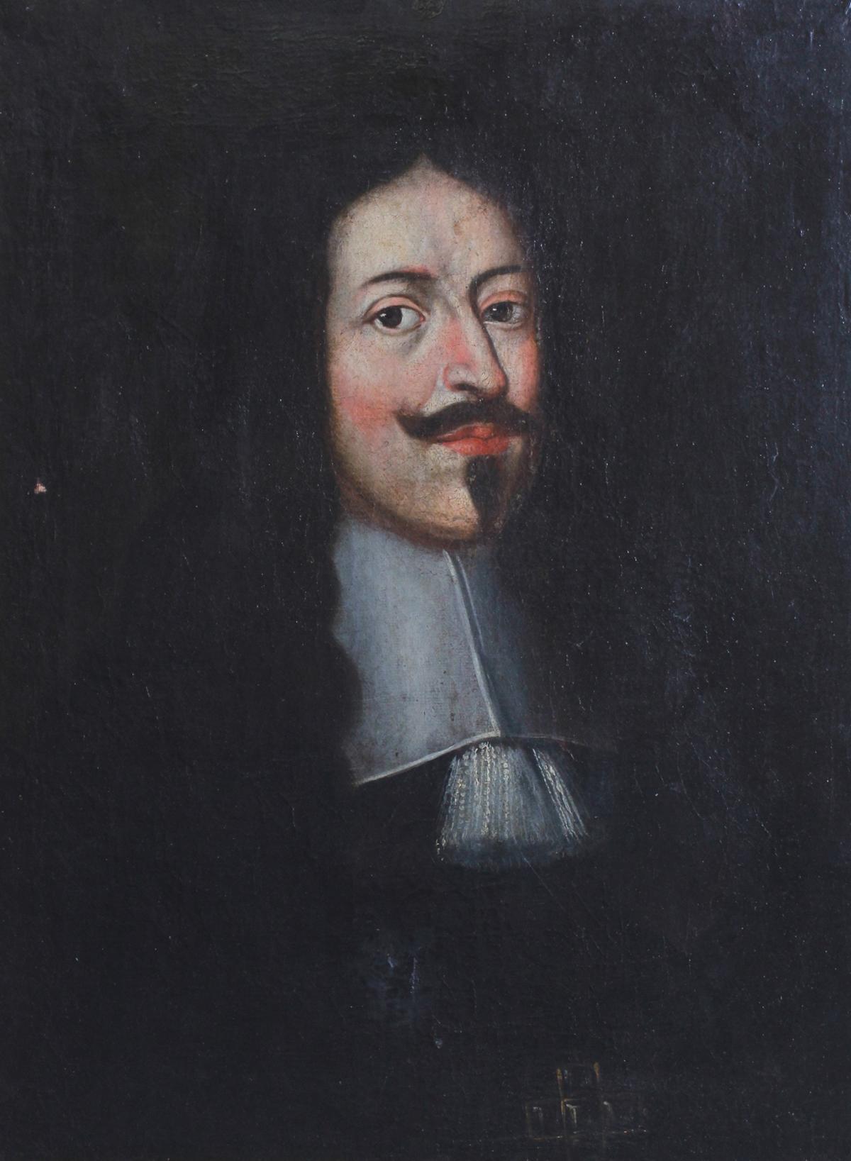 Bildnis eines Theologe des 18. Jahrhunderts-2