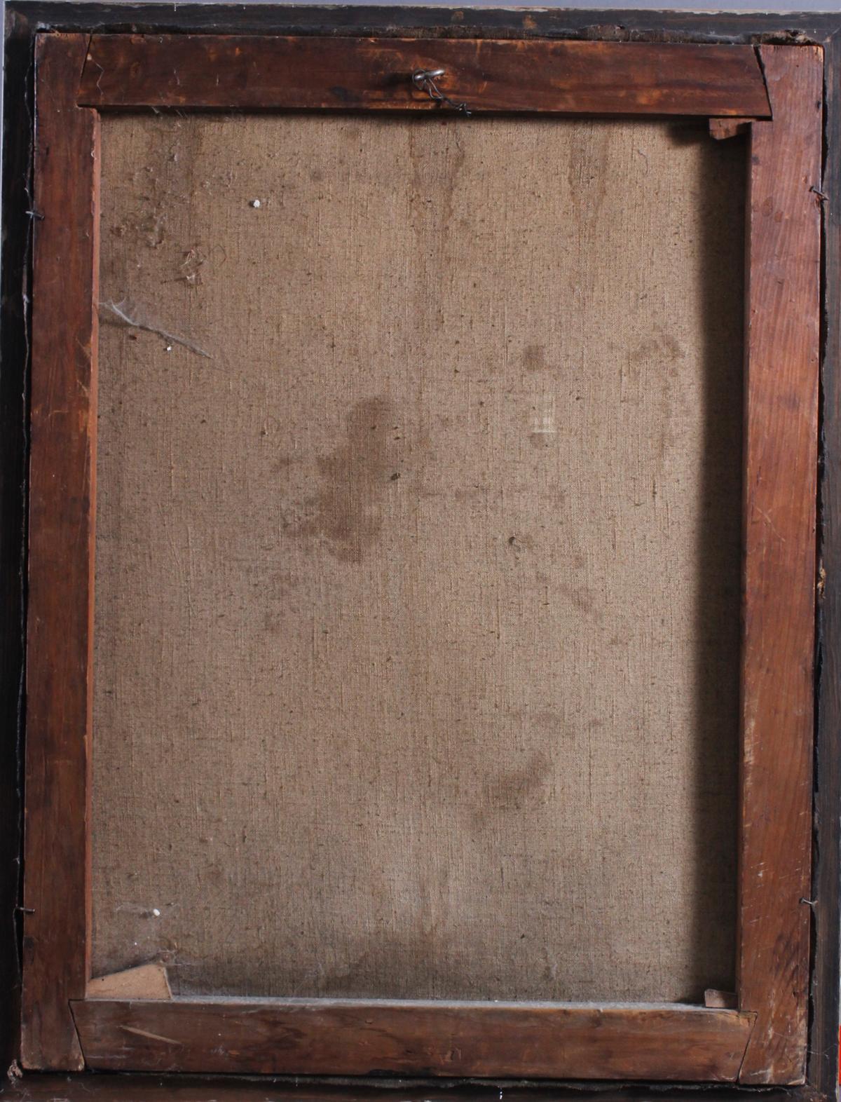 Bildnis eines Theologe des 18. Jahrhunderts-3