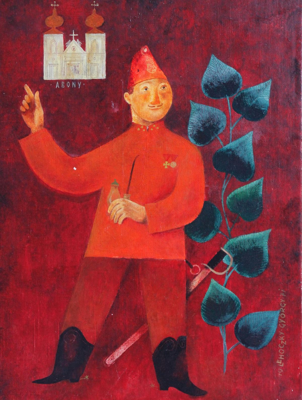 György LEHOCZKY (1901-1979), Abony-2