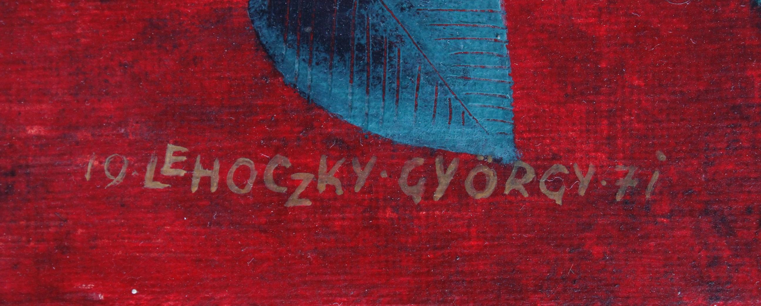 György LEHOCZKY (1901-1979), Abony-3