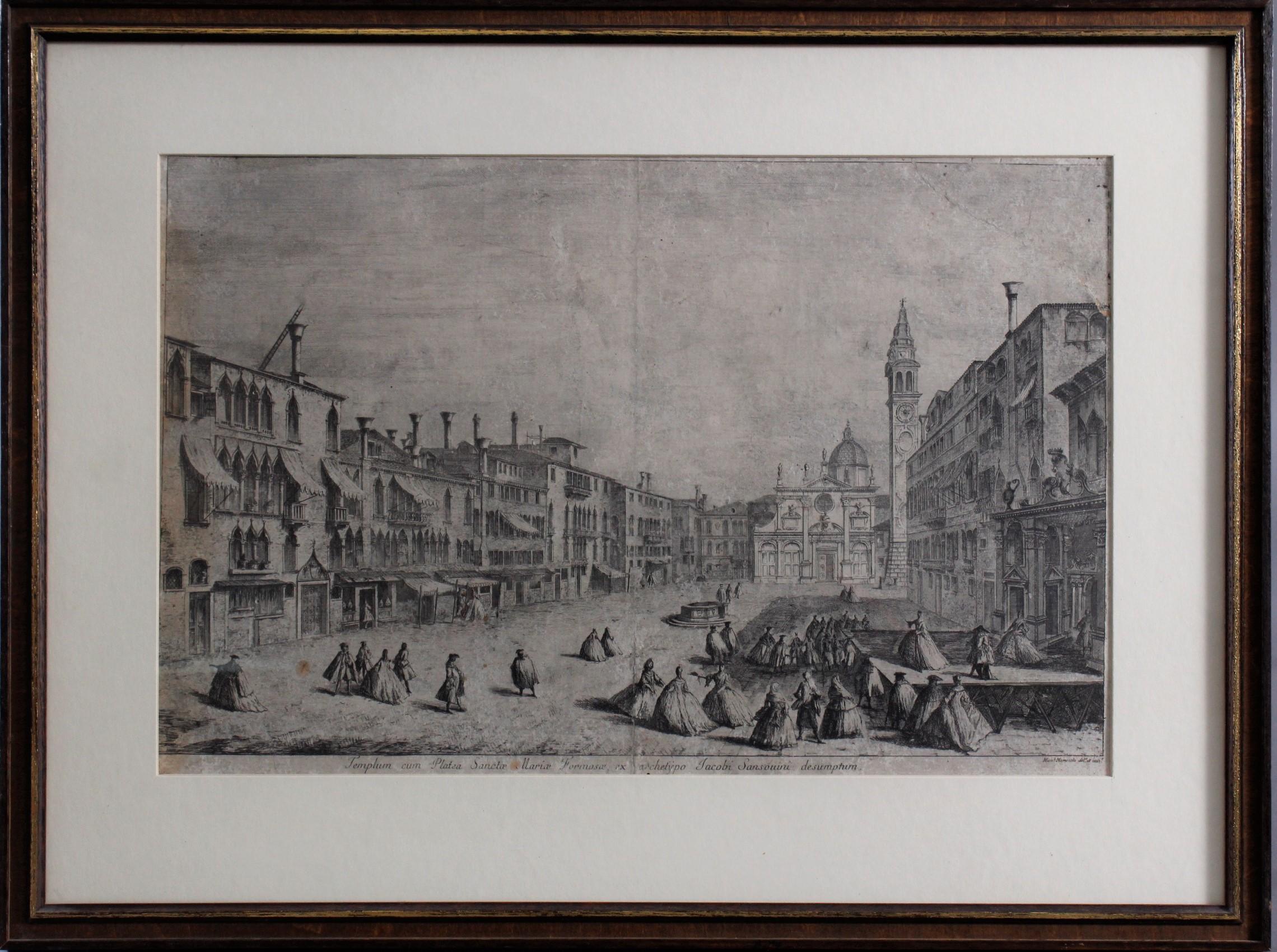 Michele Giovanni Marieschi (1710-1744)