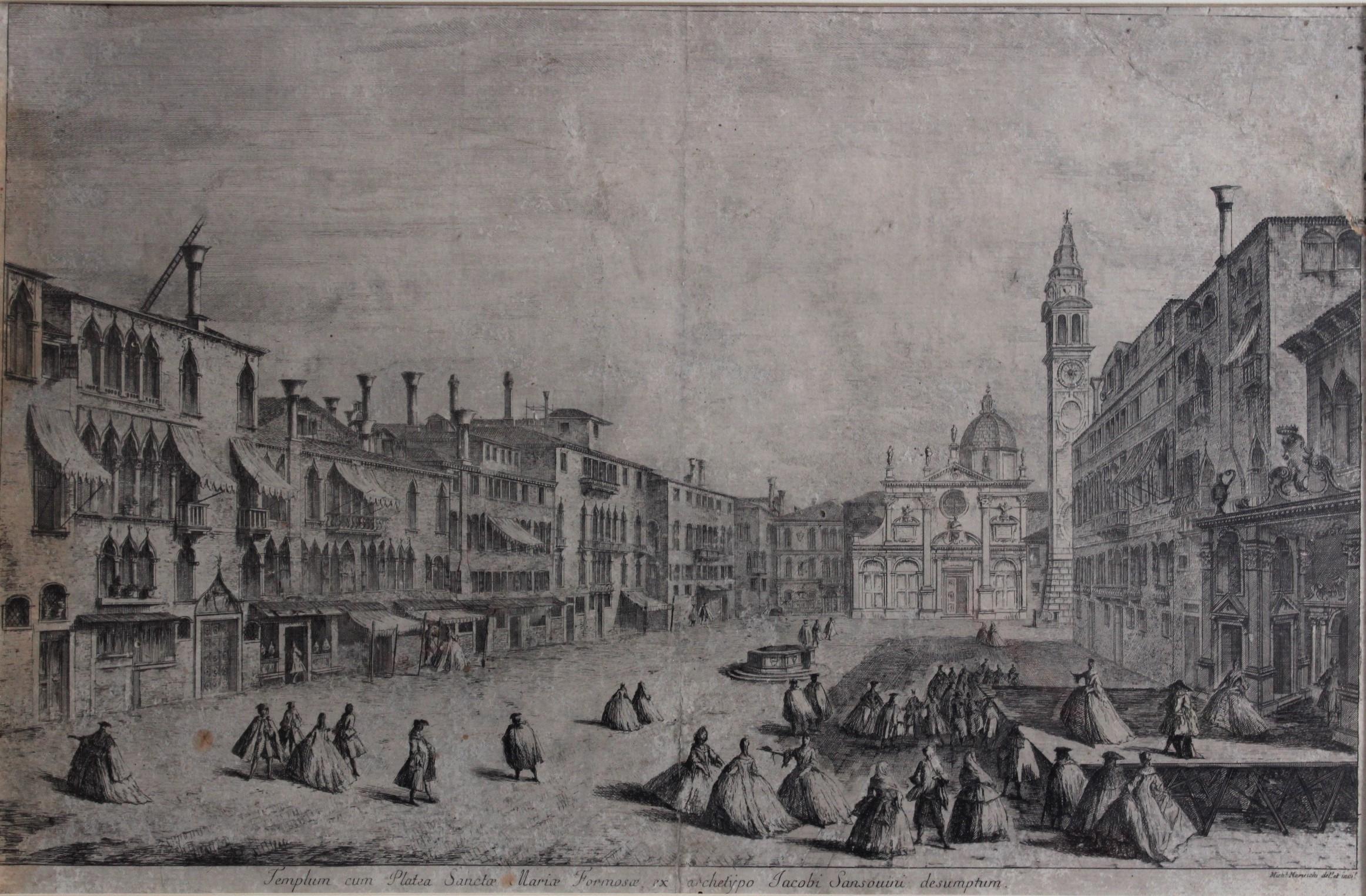 Michele Giovanni Marieschi (1710-1744)-2