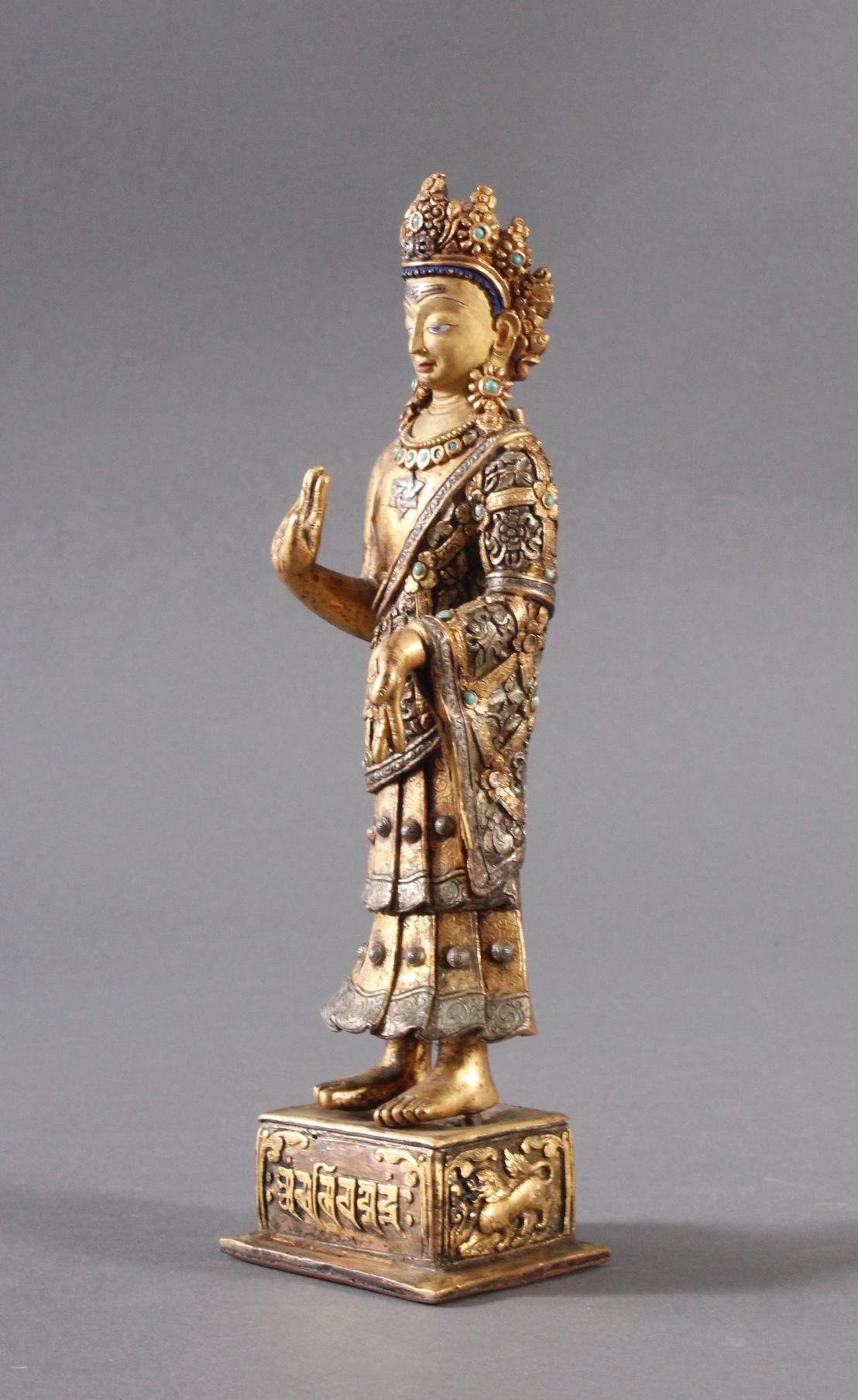 Buddha Skulptur um 1900.-2