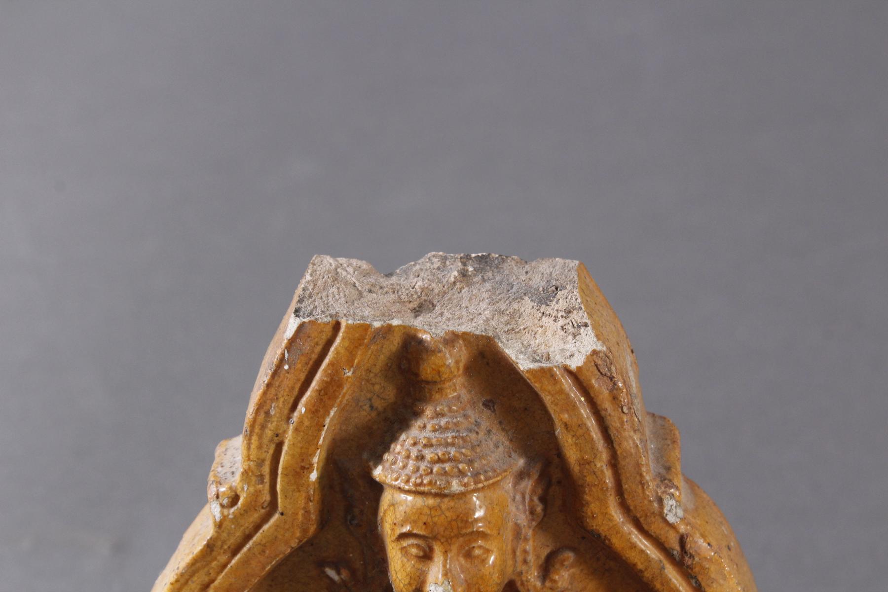 Buddha Fragment eines Frieses-3