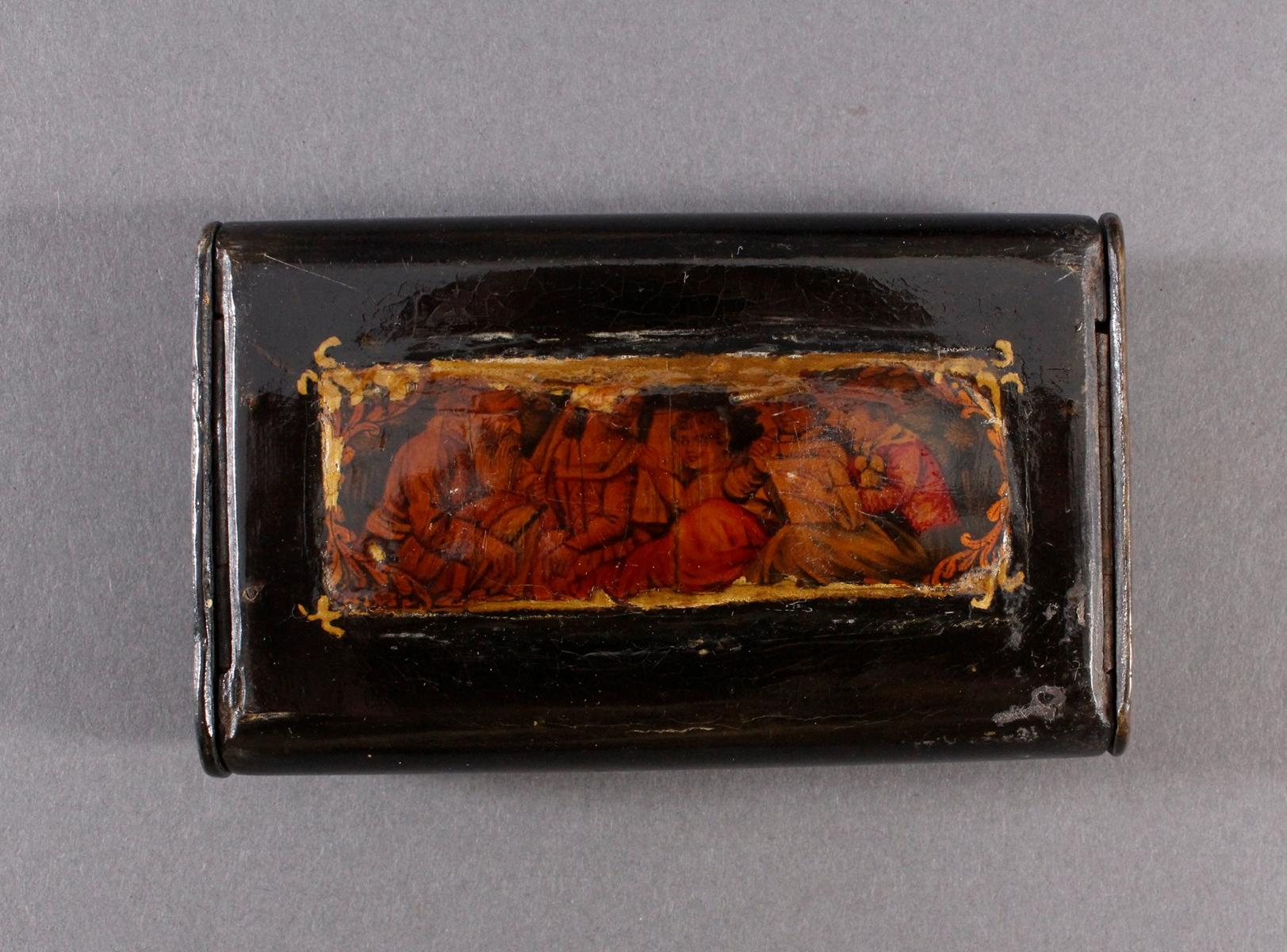 Zigarettenetui, Art Stobwasser 19. Jh.-2