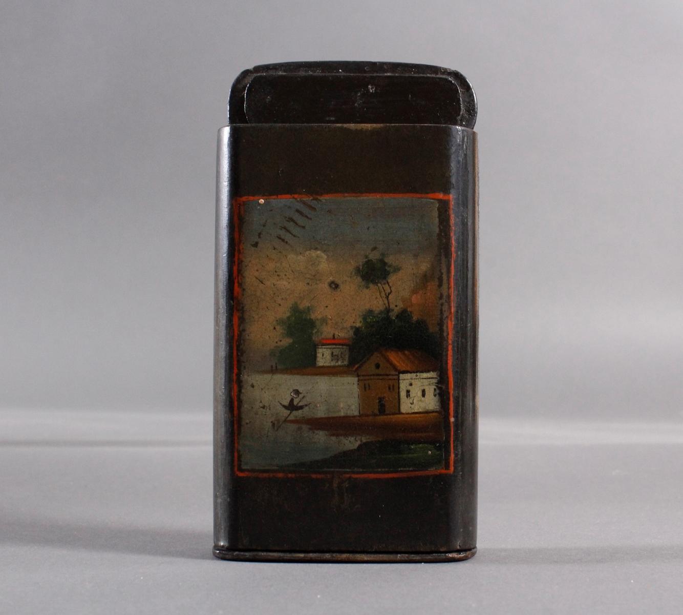 Zigarettenetui, Art Stobwasser 19. Jh.-3