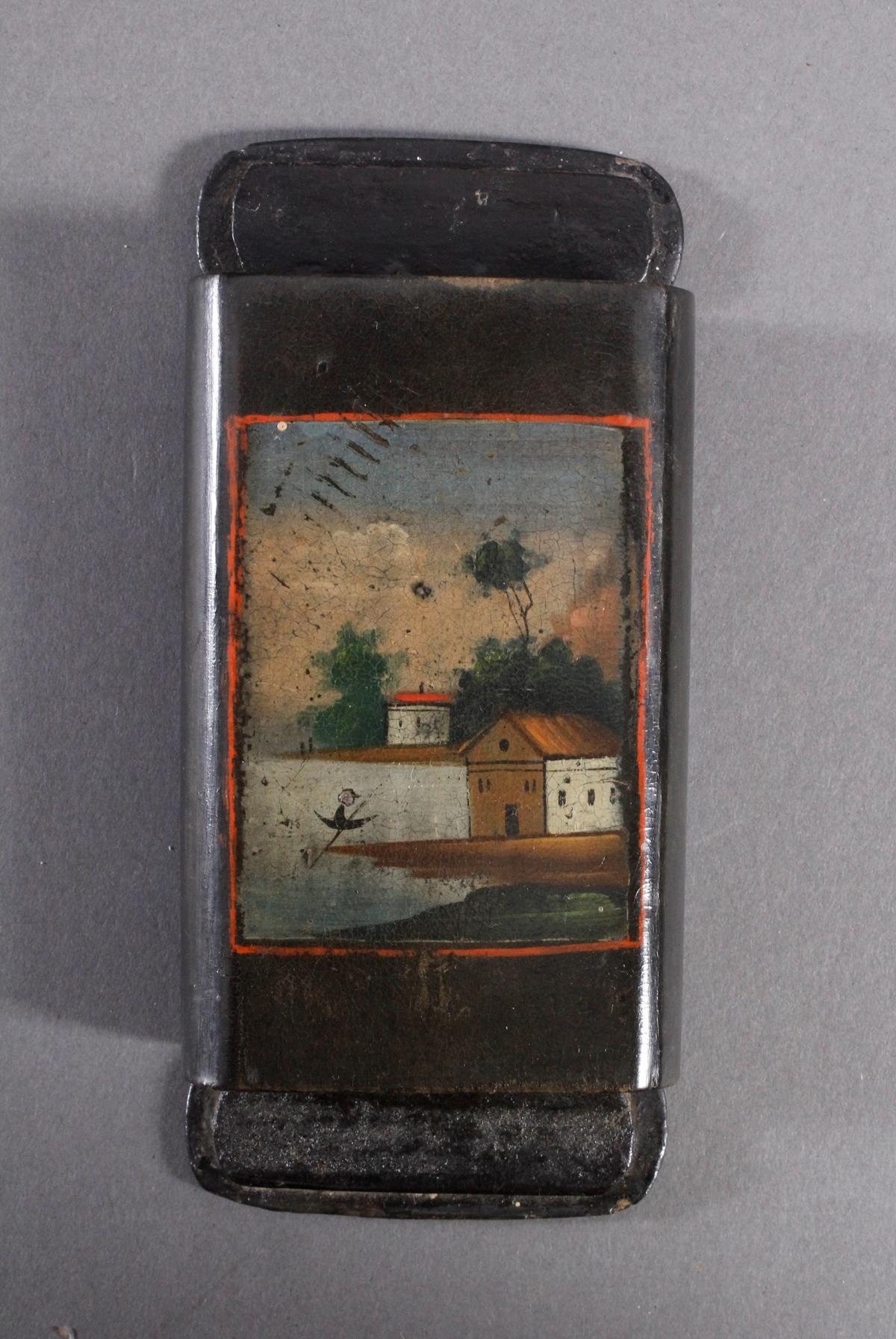 Zigarettenetui, Art Stobwasser 19. Jh.-4