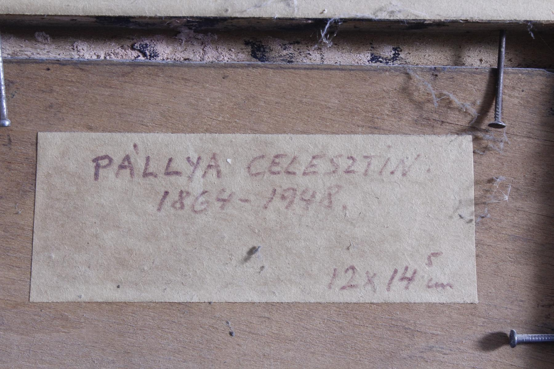 Celesztin PALLYA (1864-1948), Marktfrauen-5
