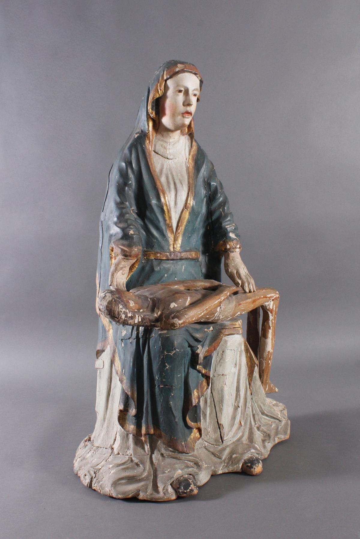 Pieta. 17./18. Jahrhundert-2
