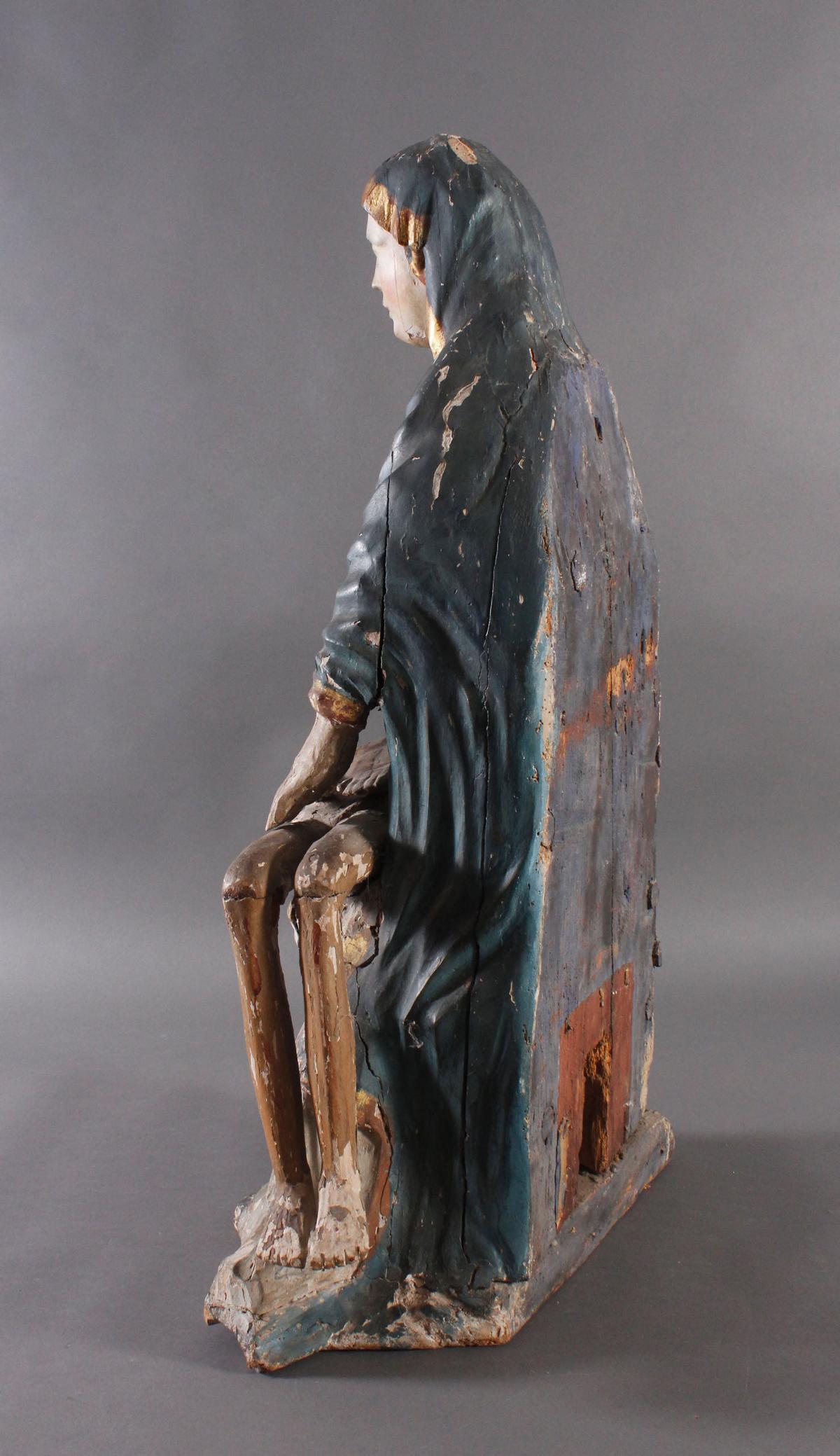 Pieta. 17./18. Jahrhundert-7