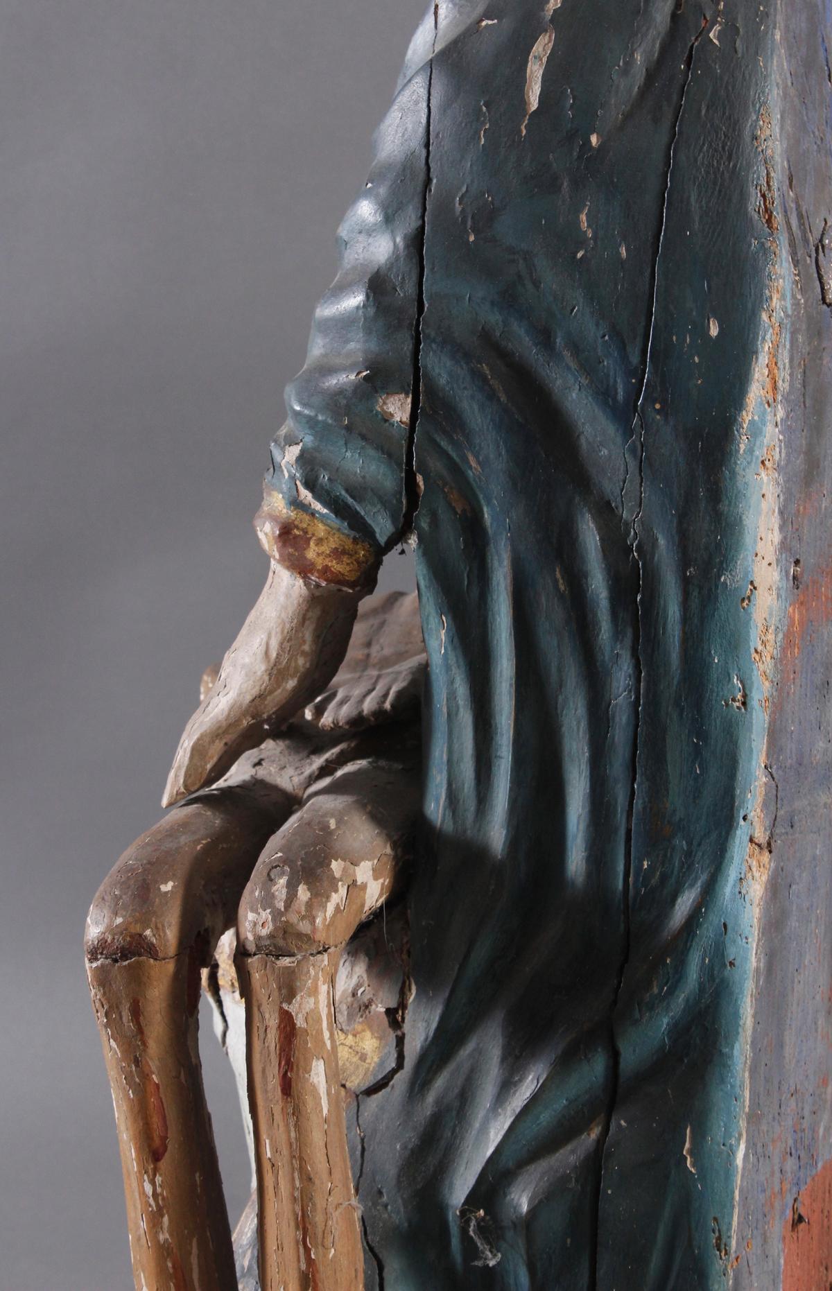 Pieta. 17./18. Jahrhundert-8