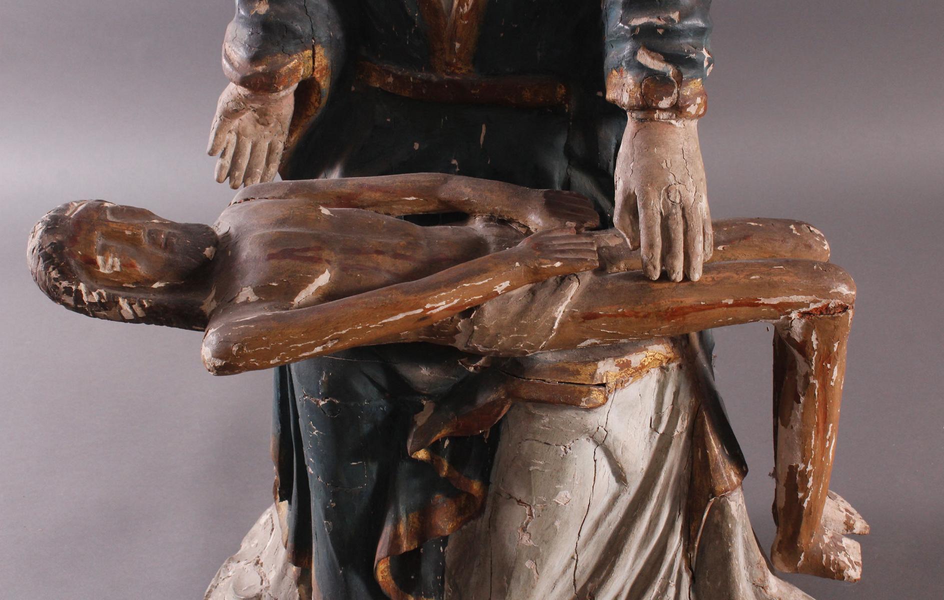 Pieta. 17./18. Jahrhundert-10