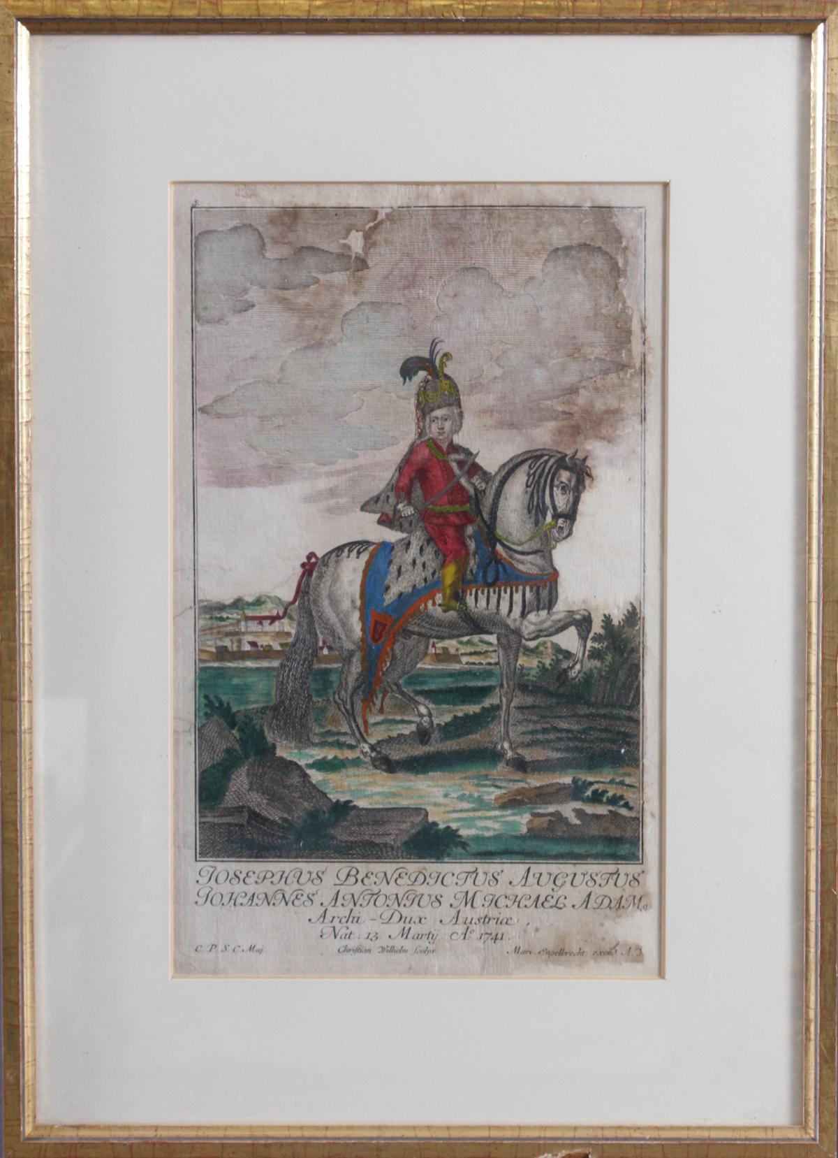 Martin Engelbrecht (1684 – 1756)
