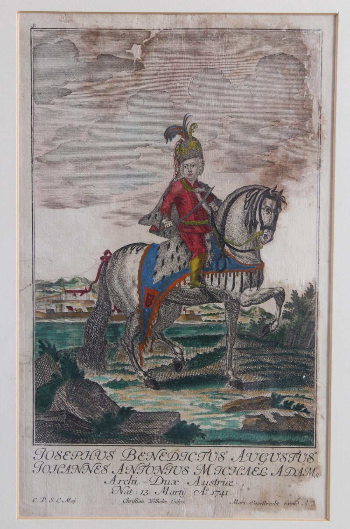 Martin Engelbrecht (1684 – 1756)-2