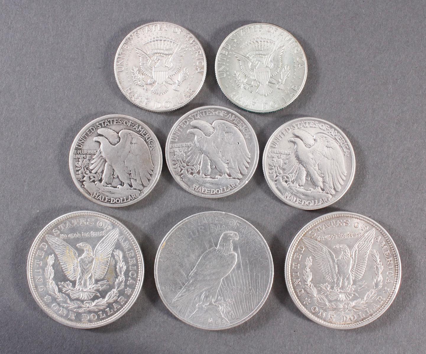 USA, kleine Münzsammlung-2