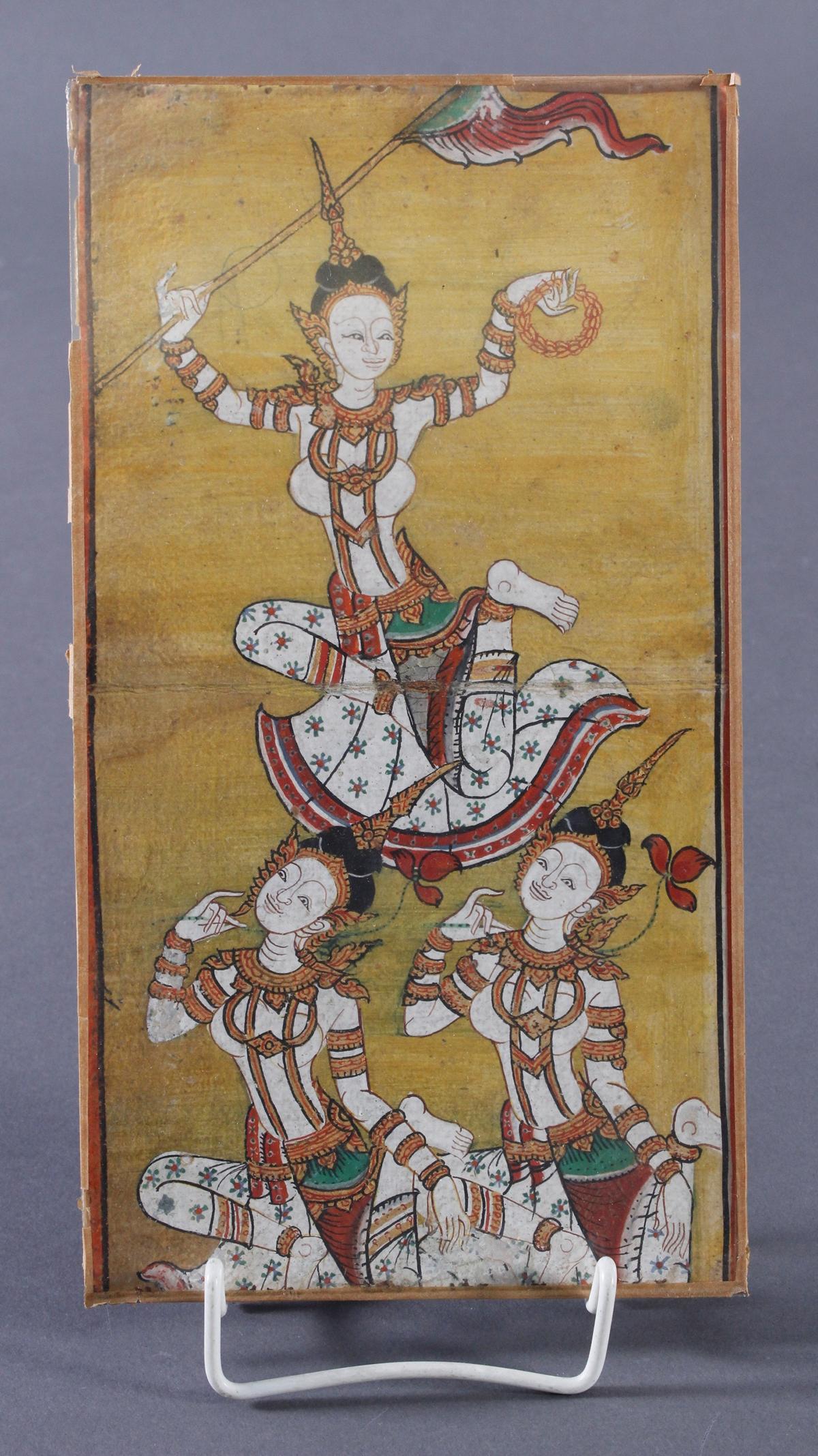 Indische Malerei 19. Jahrhundert