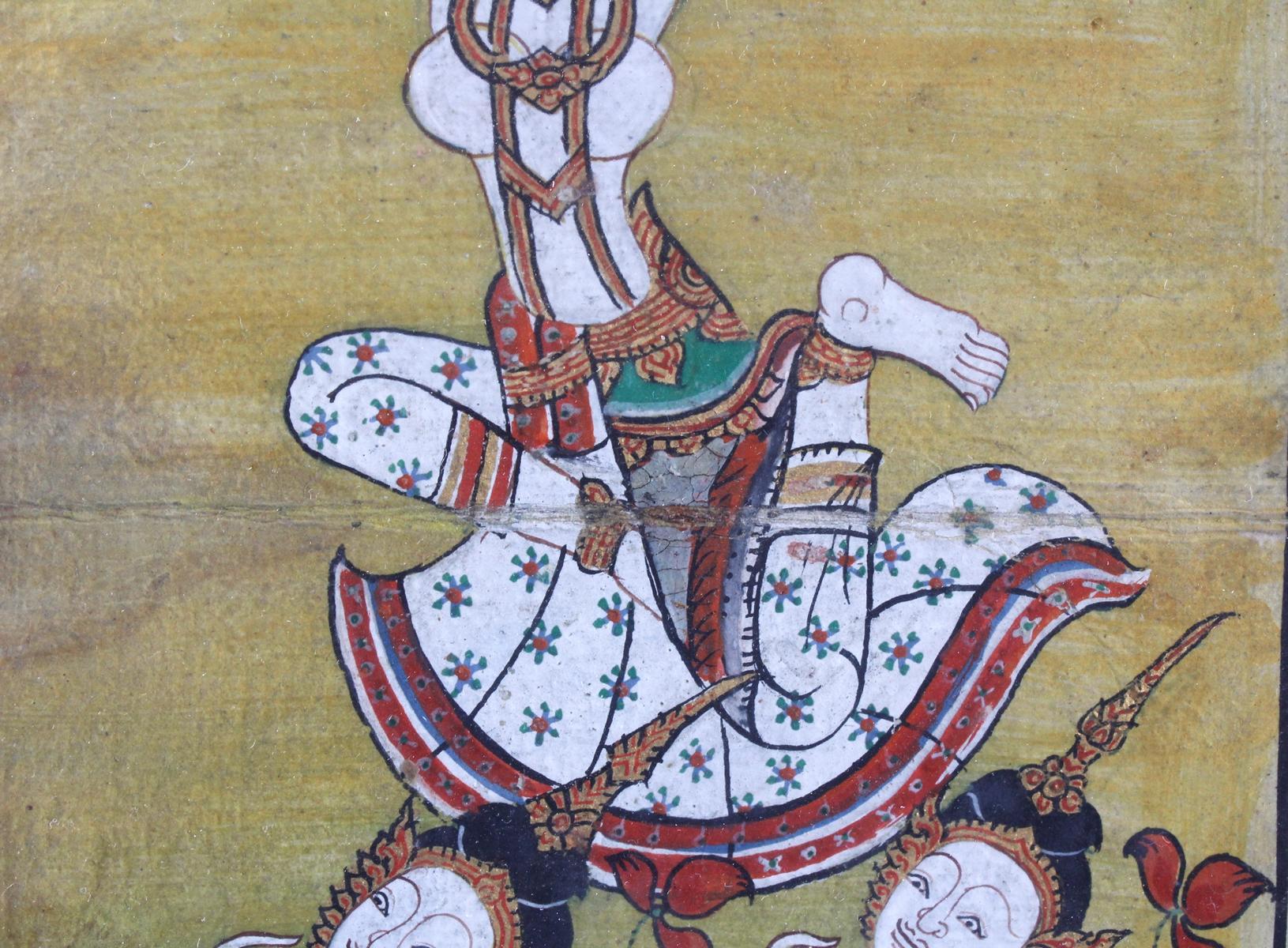 Indische Malerei 19. Jahrhundert-2