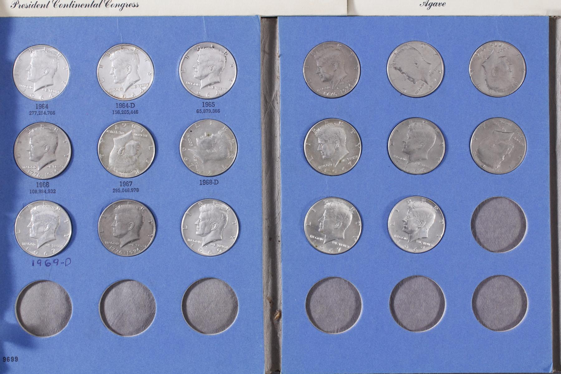 Sammlung Münzen und Goldbriefmarken-5