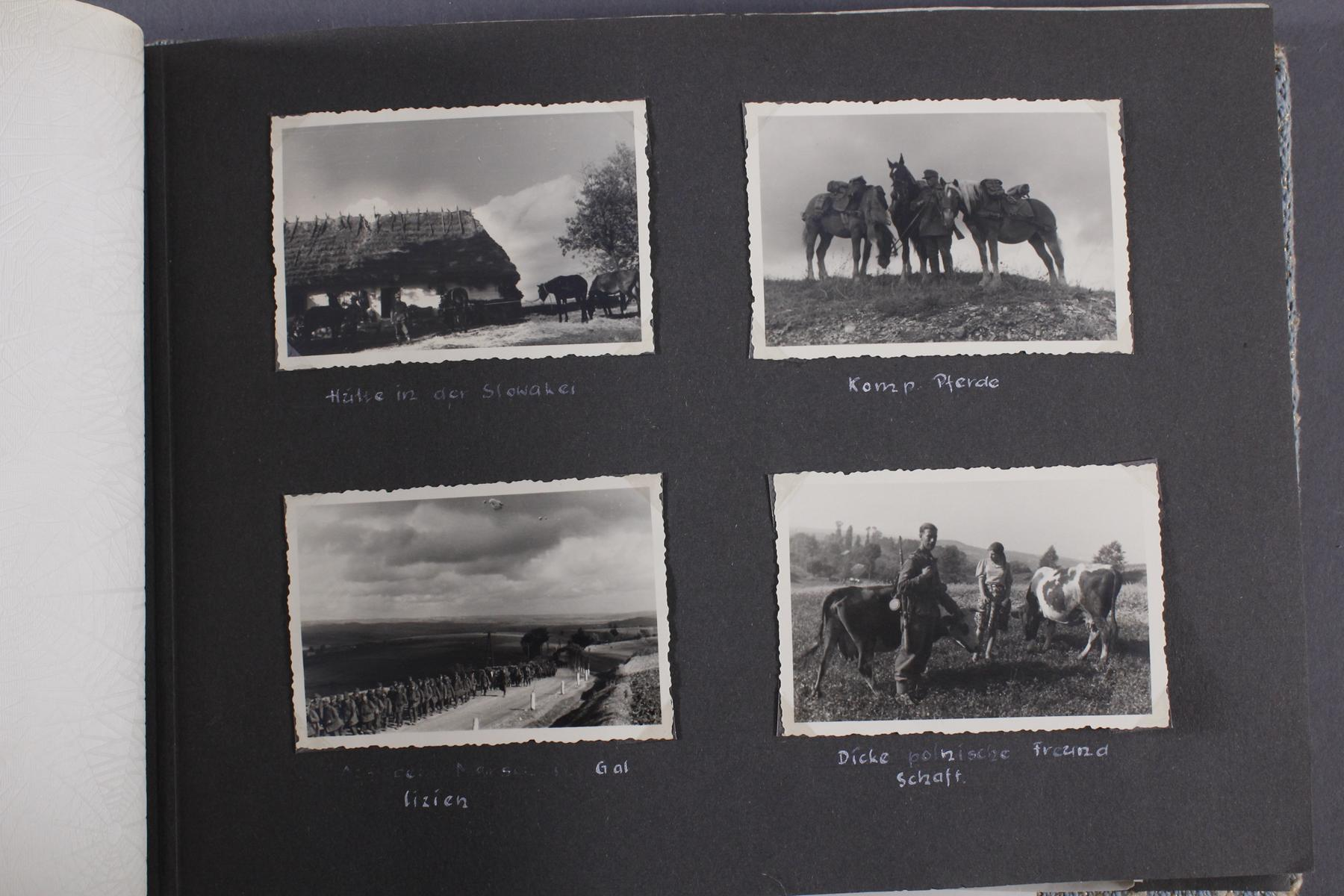 2. WK. Privates Fotoalbum eines Soldaten der 1. Gebirgsdivision-6