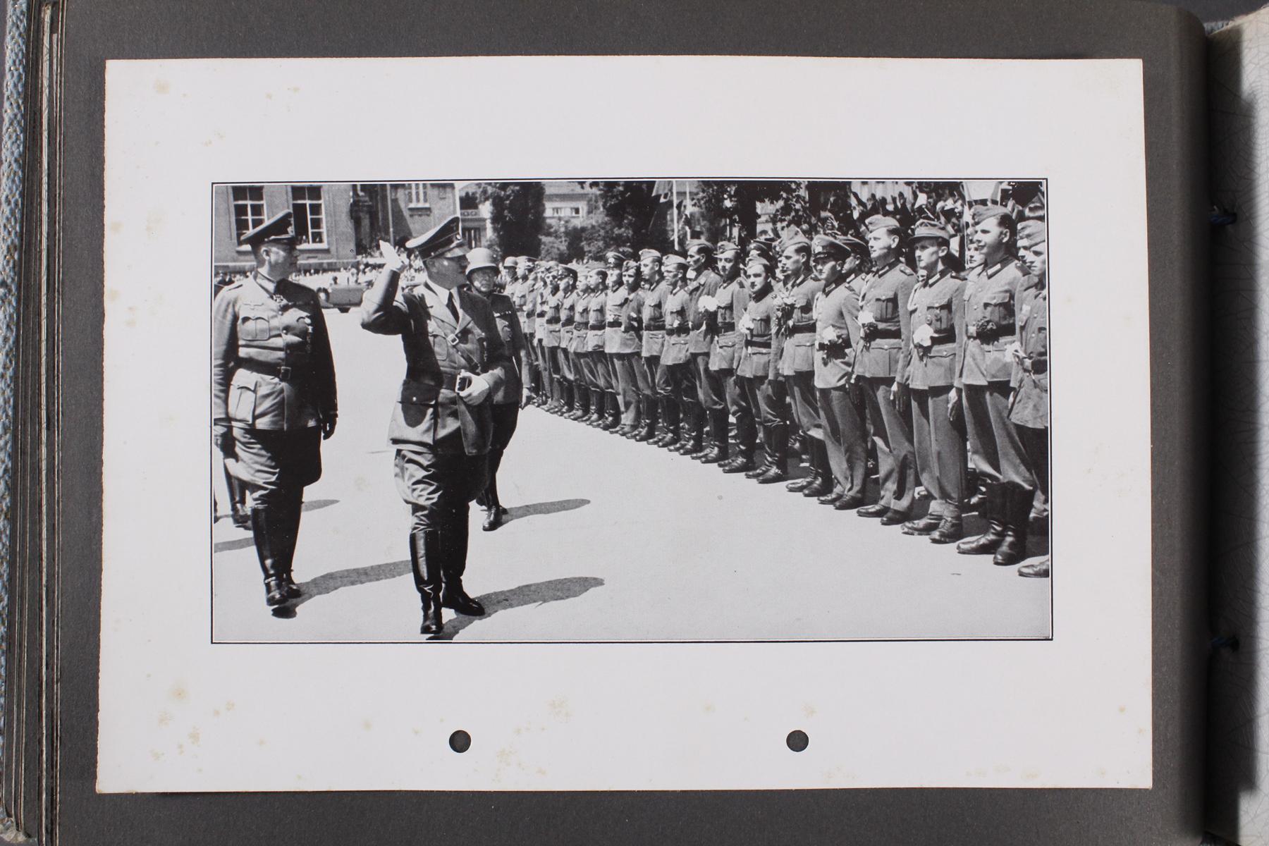 2. WK. Privates Fotoalbum eines Soldaten der 1. Gebirgsdivision-8