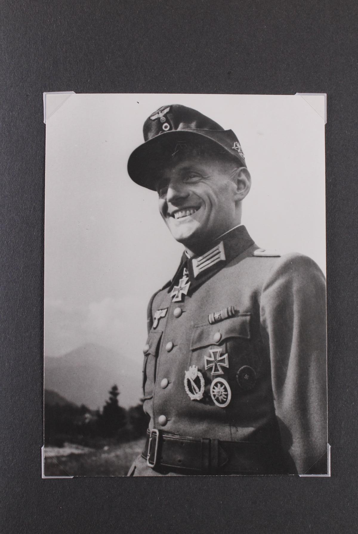 2. WK. Privates Fotoalbum eines Soldaten der 1. Gebirgsdivision-9