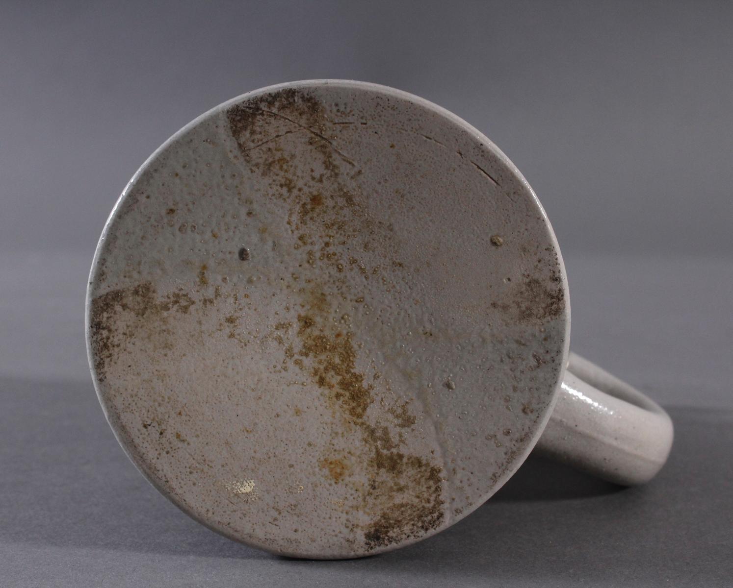 Bierkrug mit Zinndeckel, Kriegsweihnacht 1940-5