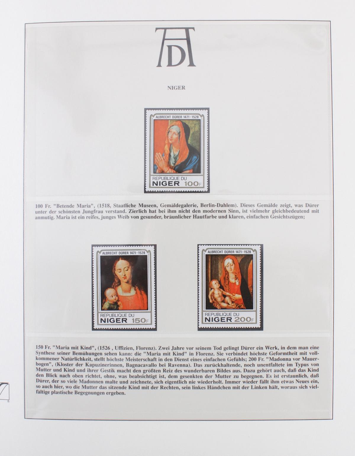 Motivsammlung Albrecht Dürer-2