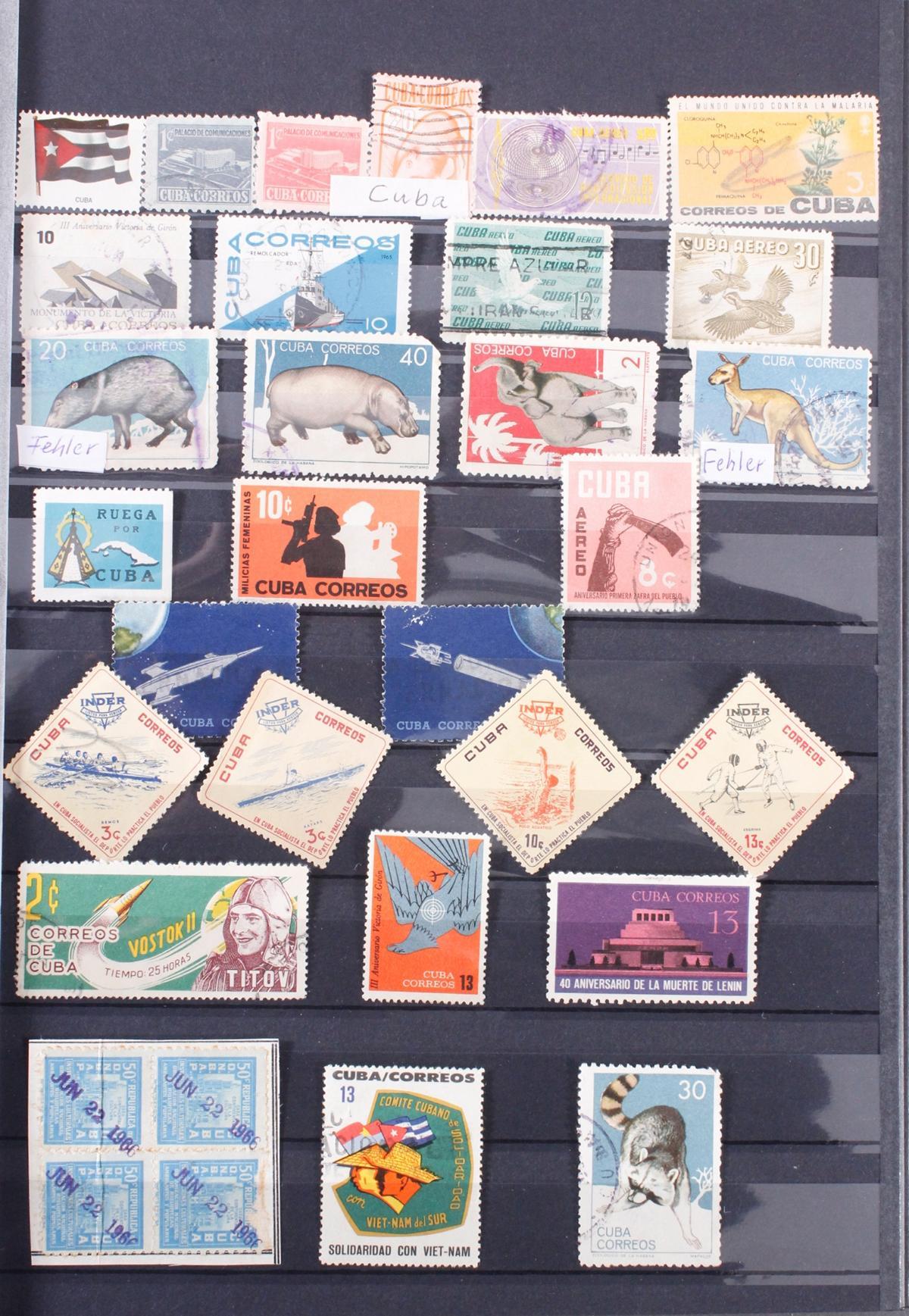Kleine Sammlung Übersee-2