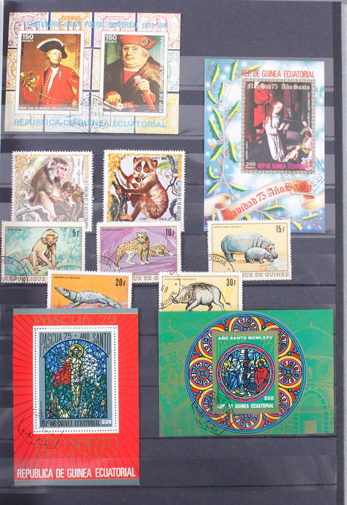 Kleine Sammlung Übersee-24