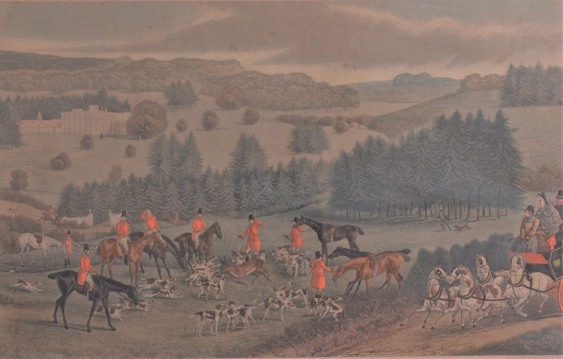 Jagdgesellschaft nach W. P. Hodges-2