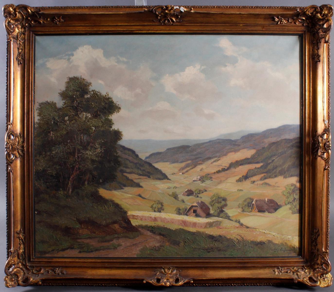 Karl Maria Lechner (1890-1974). Münchner Maler
