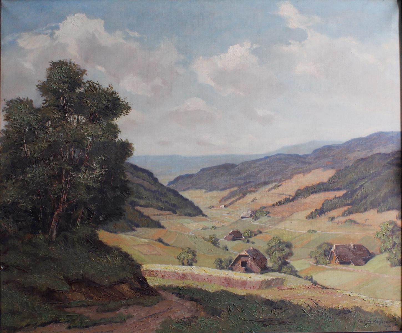 Karl Maria Lechner (1890-1974). Münchner Maler-2