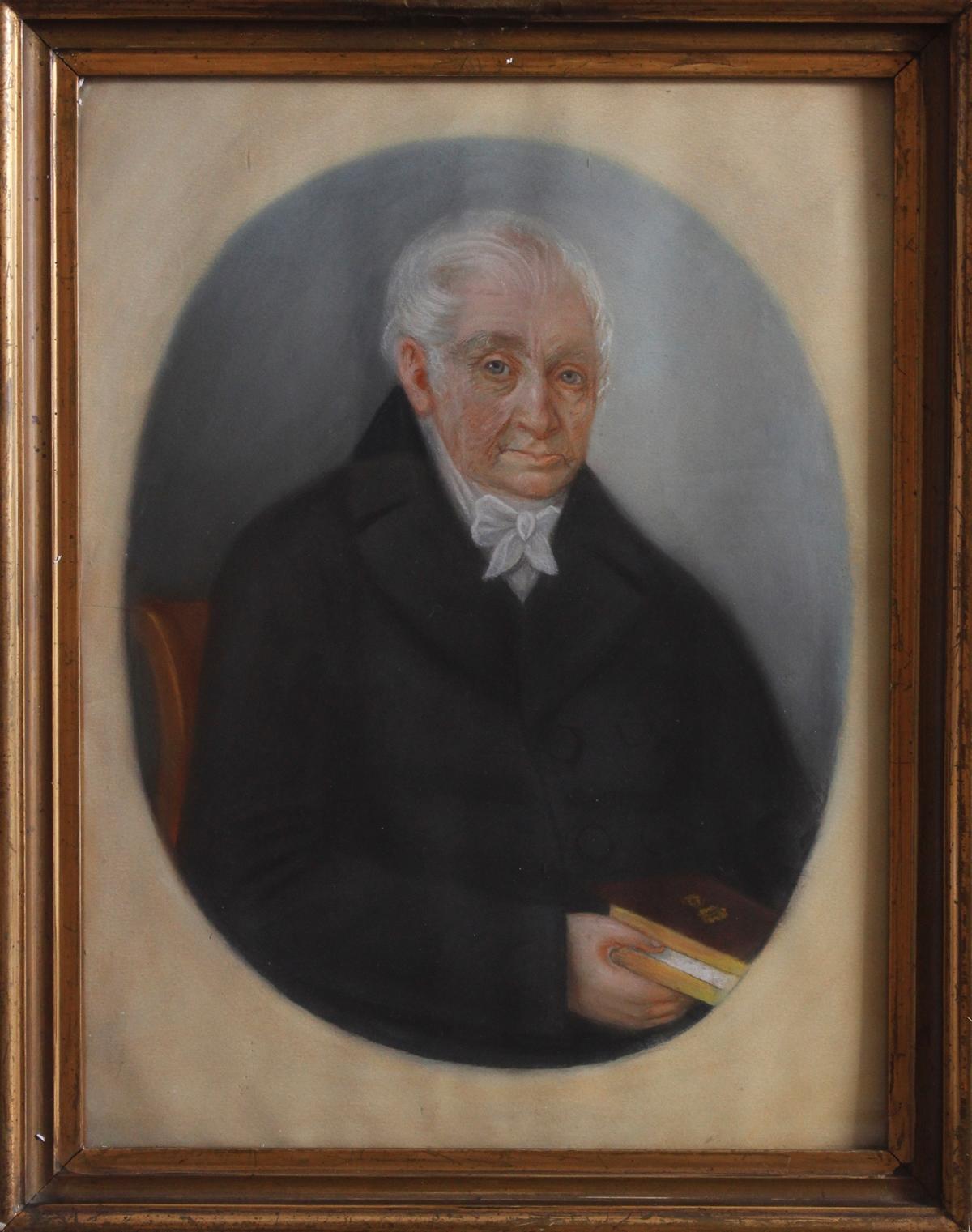 Porträt des 19. Jahrhunderts, Anonymer Maler