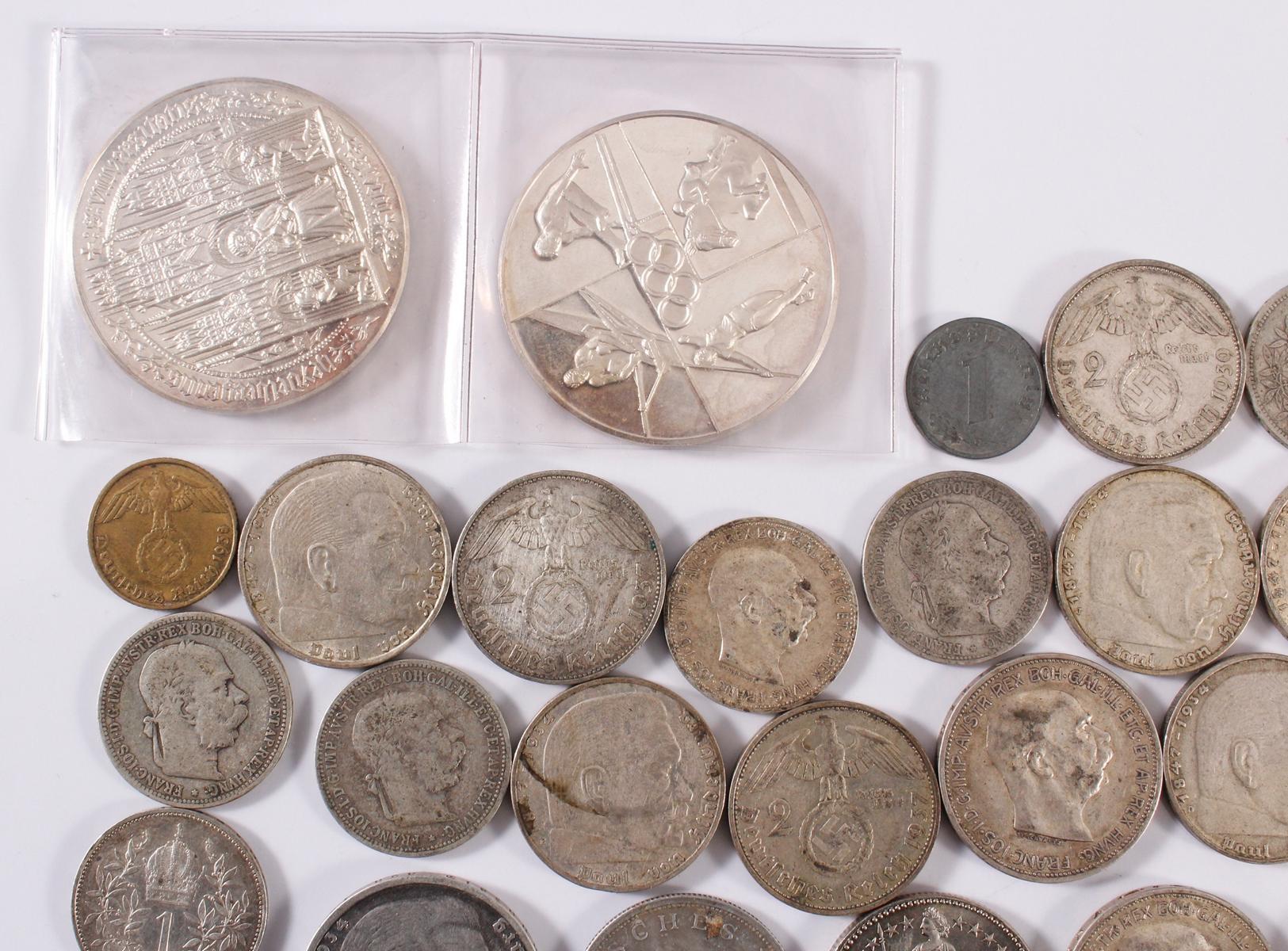 Kleine Sammlung Münzen-2