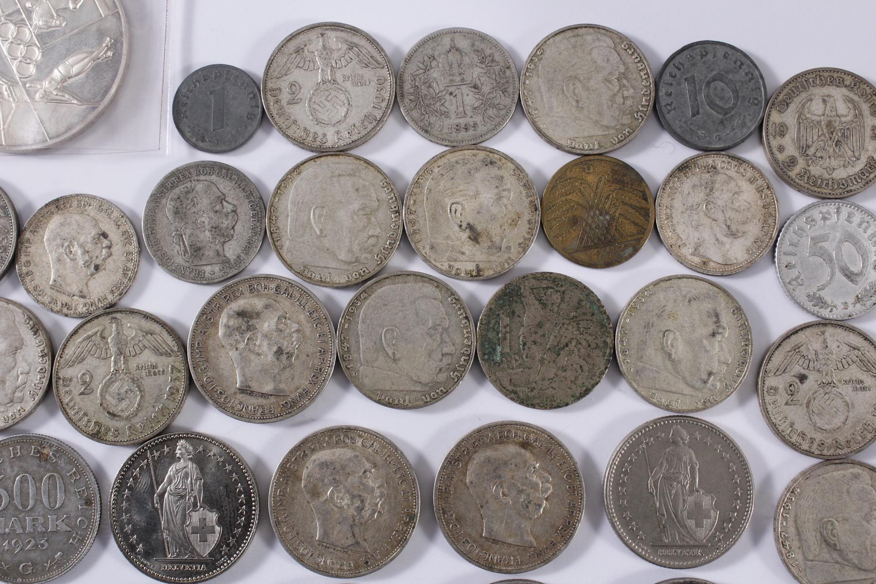 Kleine Sammlung Münzen-3