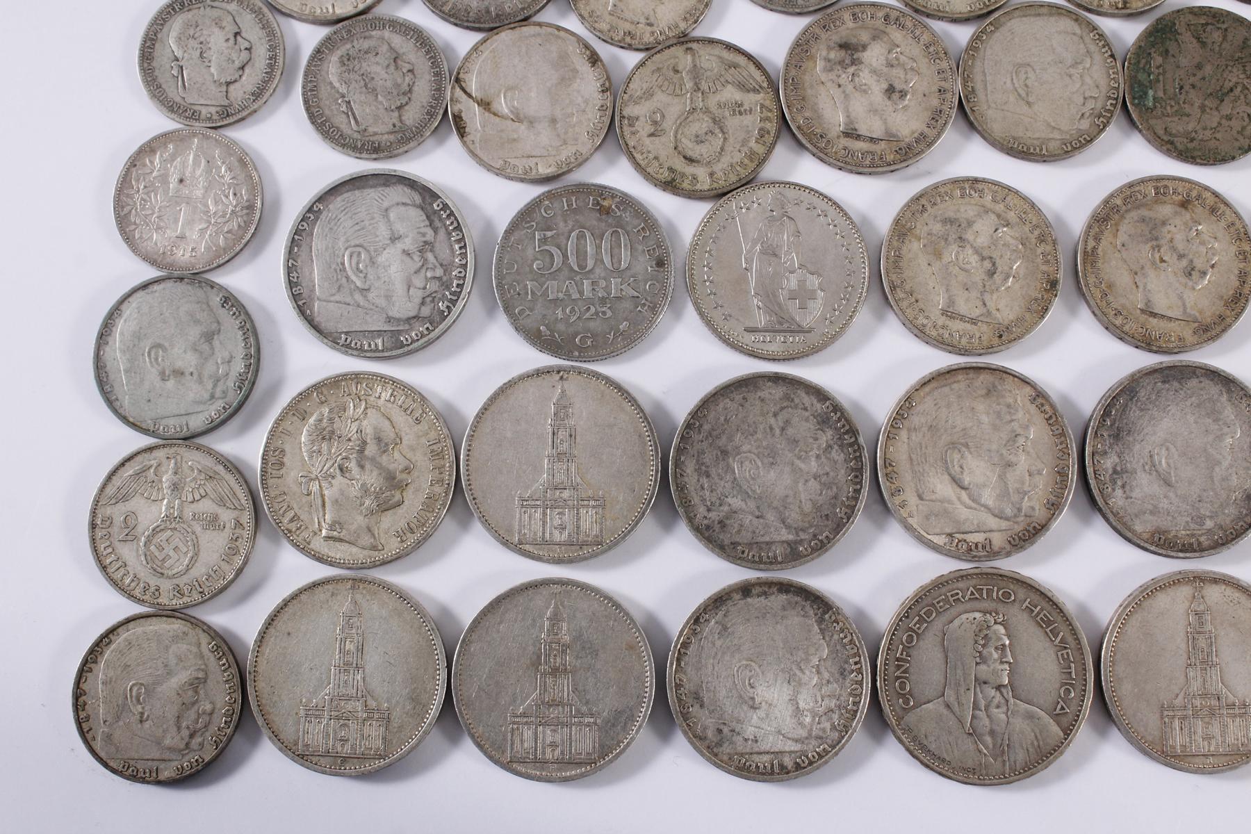 Kleine Sammlung Münzen-4