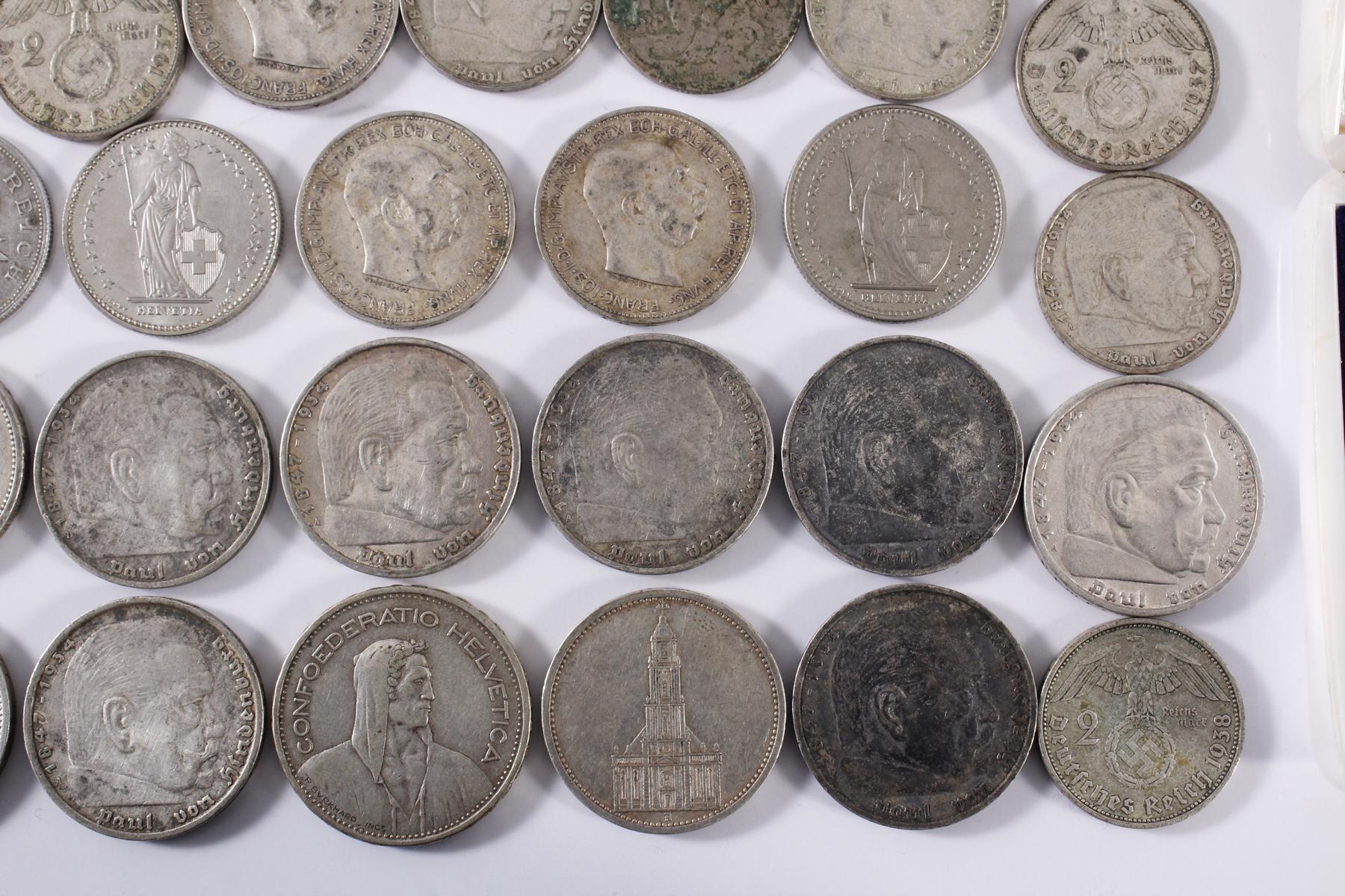 Kleine Sammlung Münzen-5