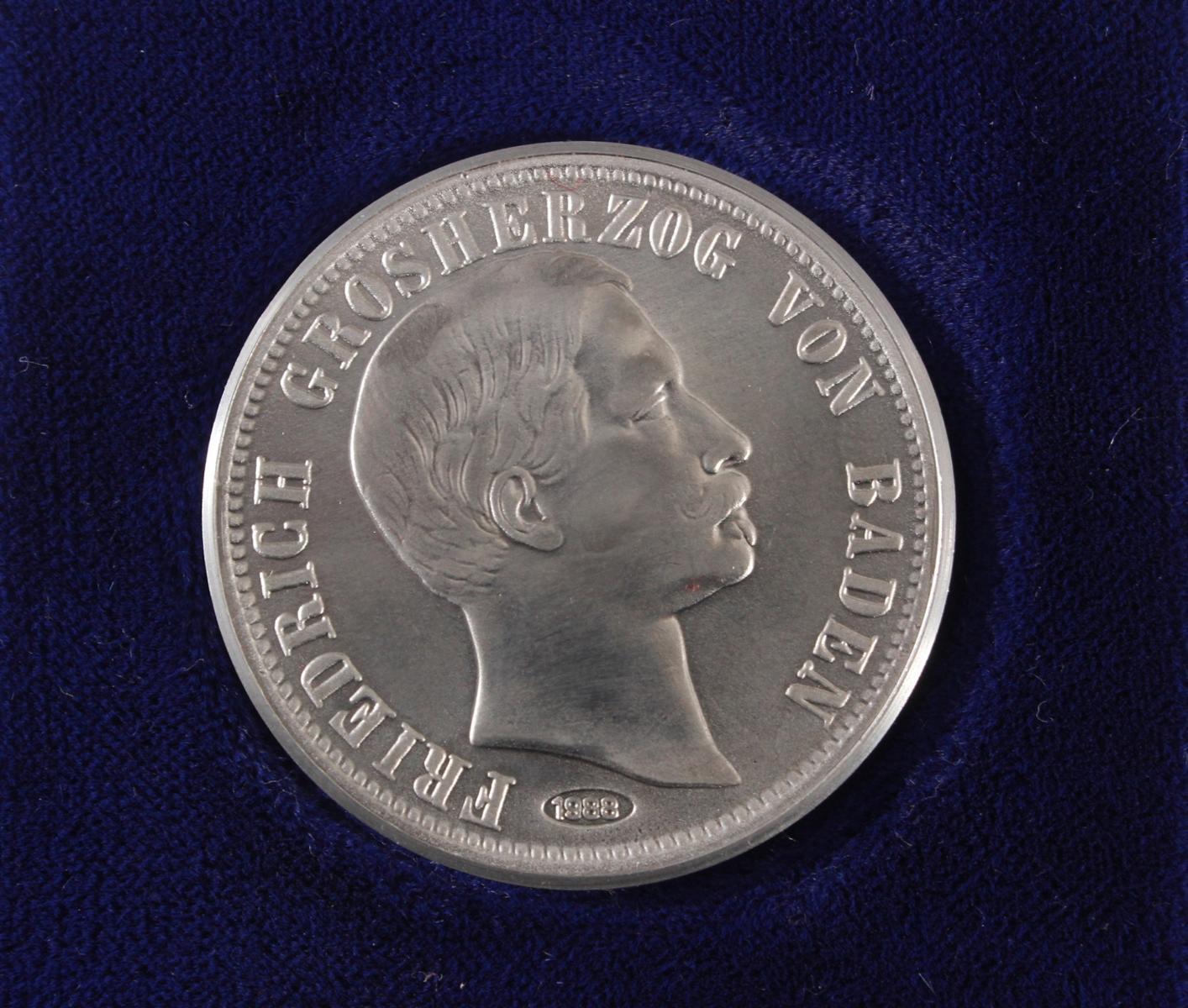 Kleine Sammlung Münzen-6