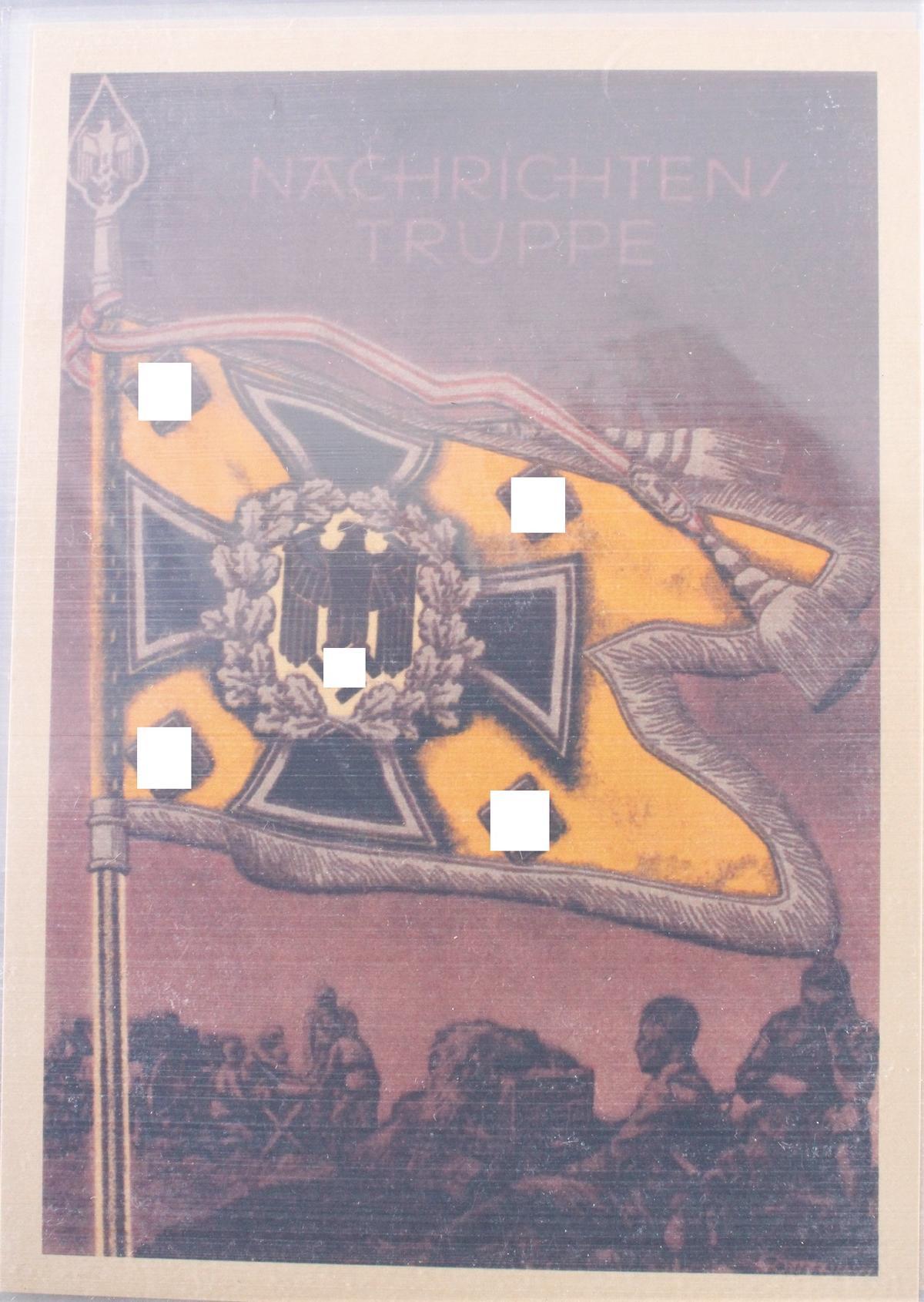 Über 60 Repro – Prpogandakarten des III. Reichs-3