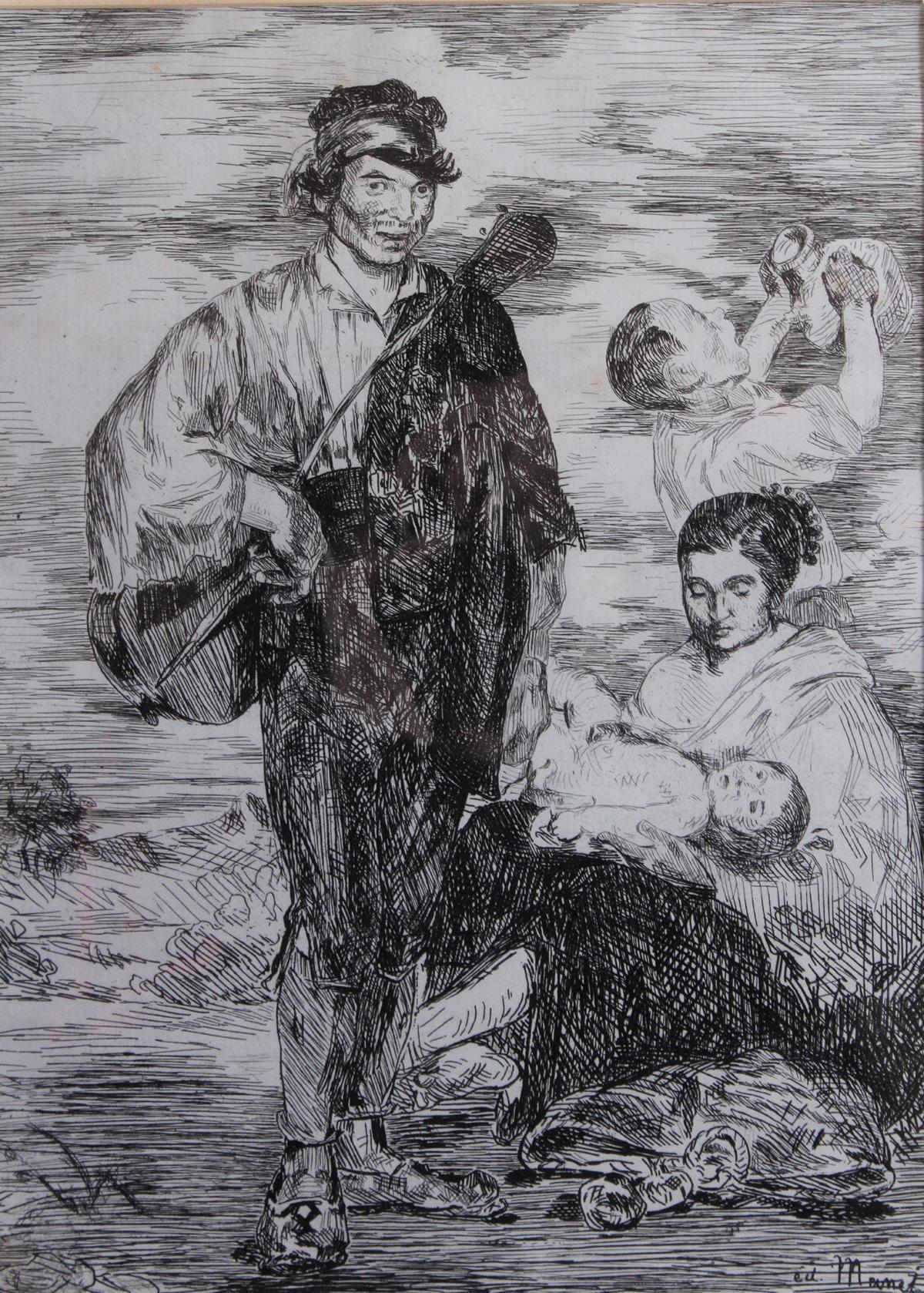Edouard Manet (1832-1883)-2