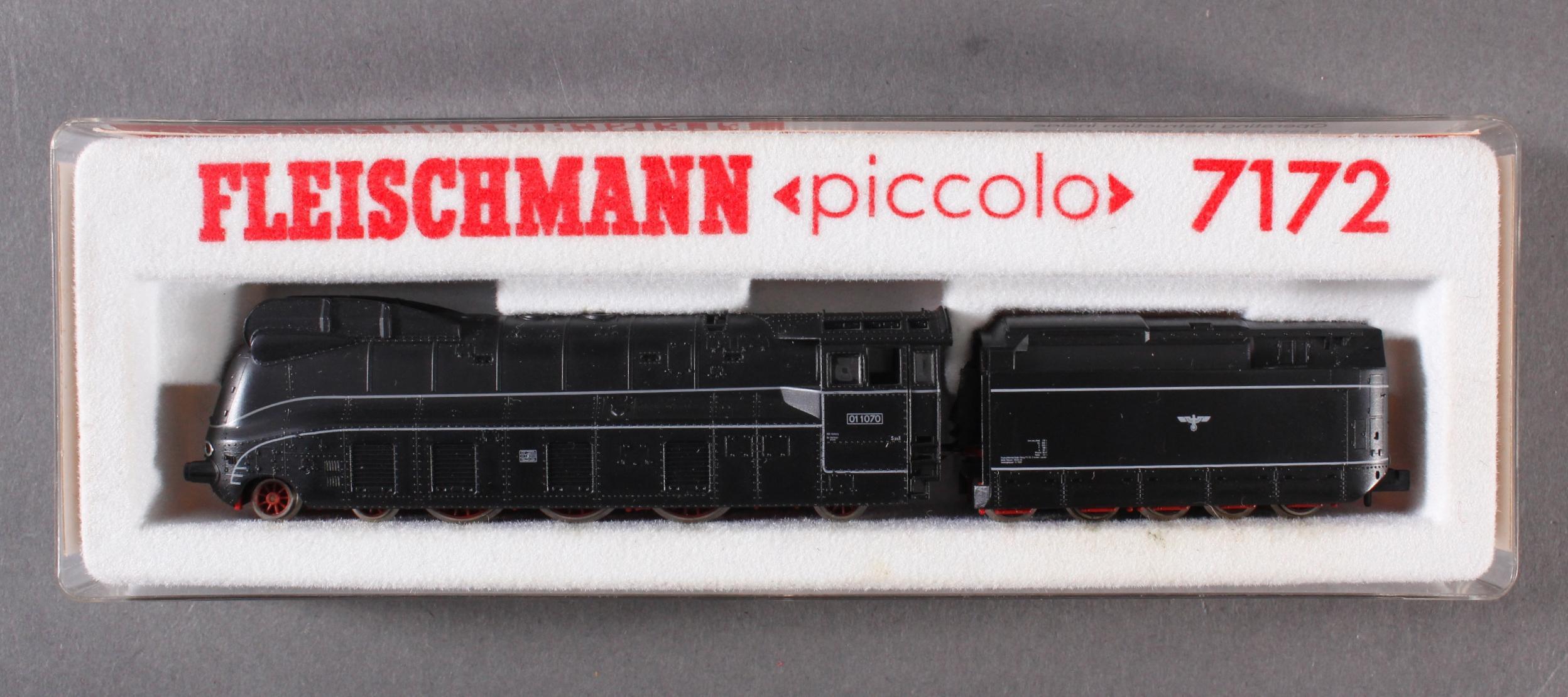 Fleischmann E-Lok Picco 7172