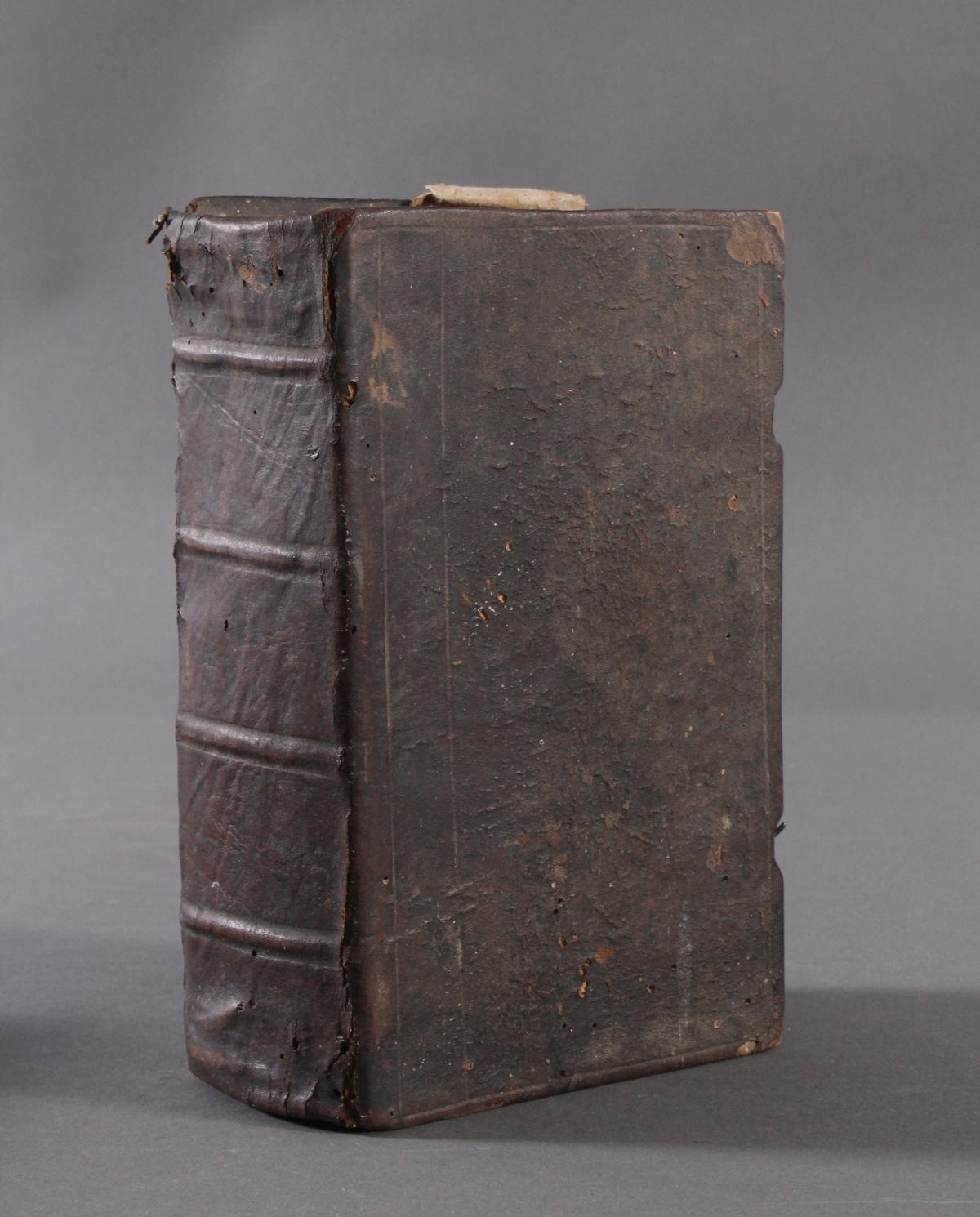 Tschechische Bibel von 1786. Písmo svaté Nového zákona