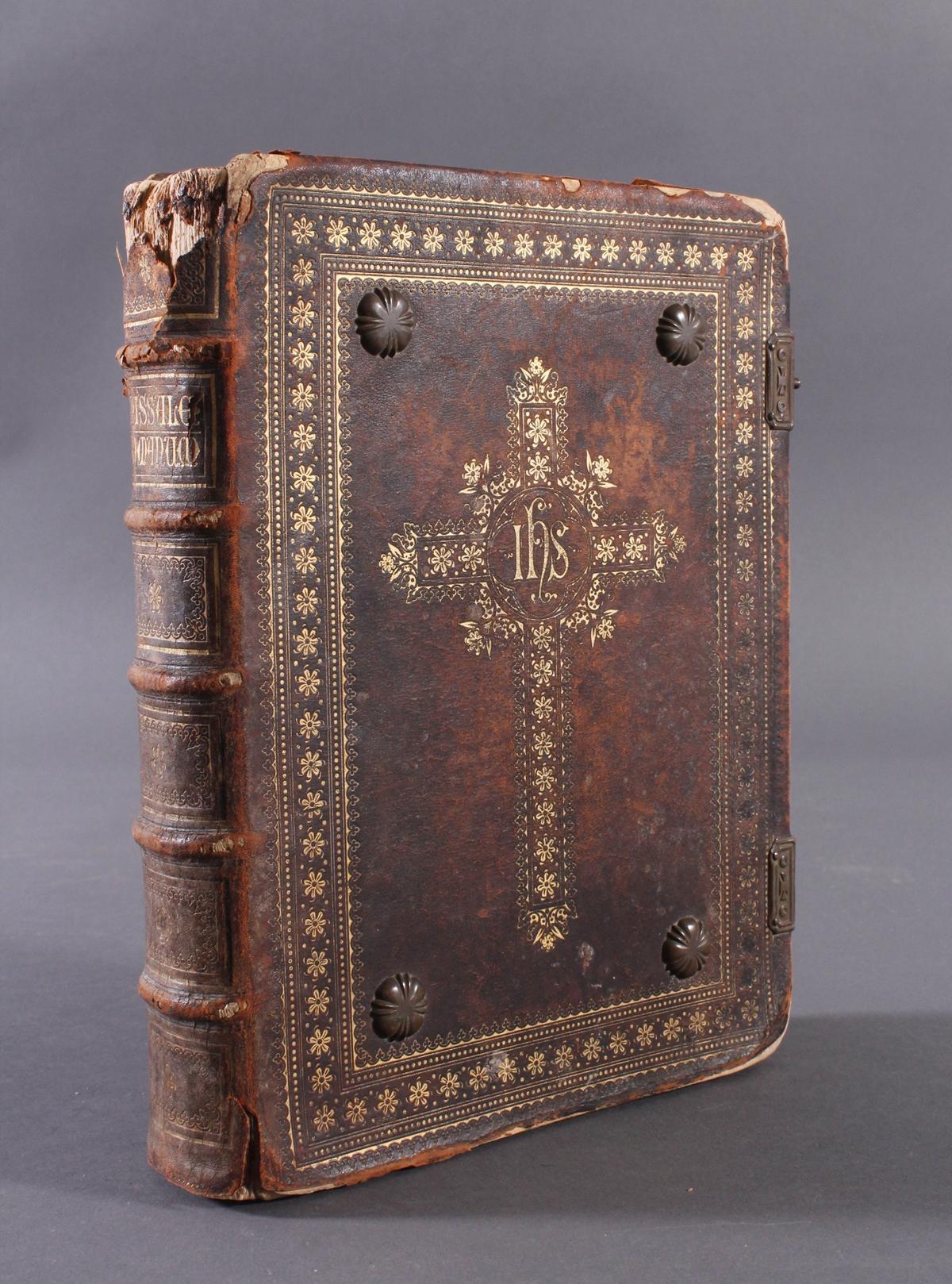 Missale Romanum von 1904